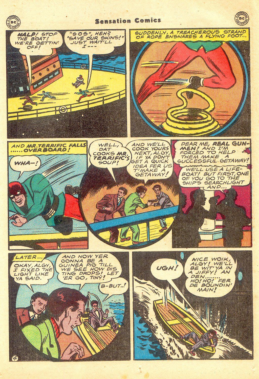 Read online Sensation (Mystery) Comics comic -  Issue #57 - 35