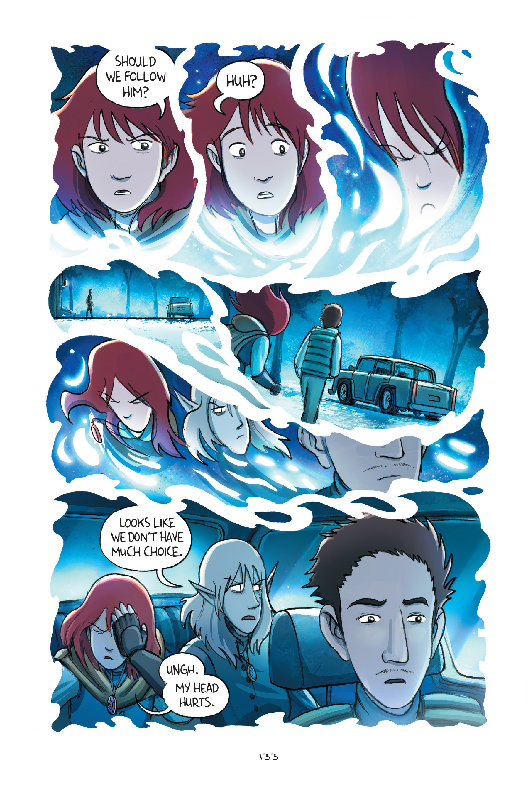 Read online Amulet comic -  Issue #7 - 133