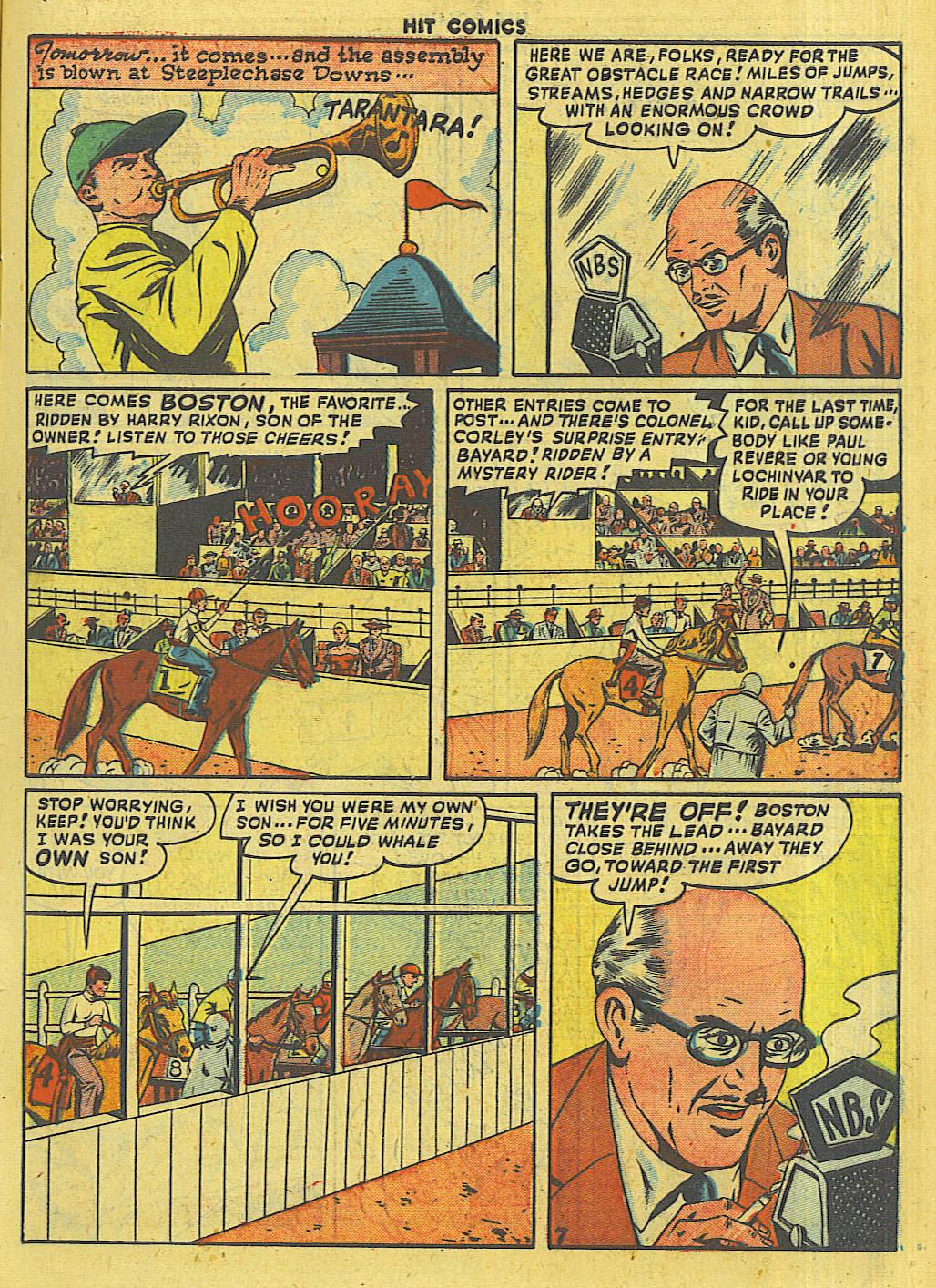 Read online Hit Comics comic -  Issue #56 - 9