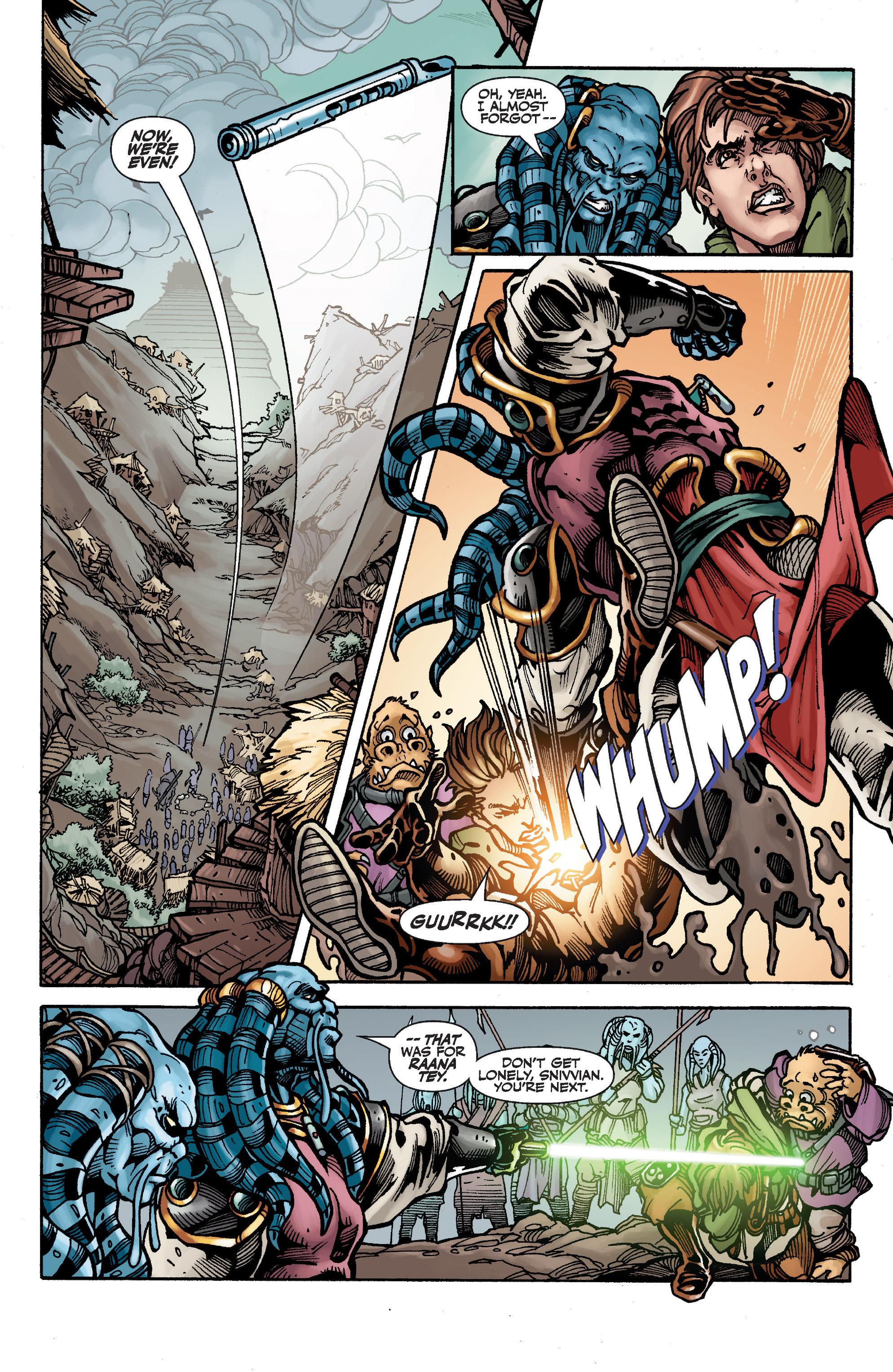 Read online Star Wars Omnibus comic -  Issue # Vol. 32 - 263