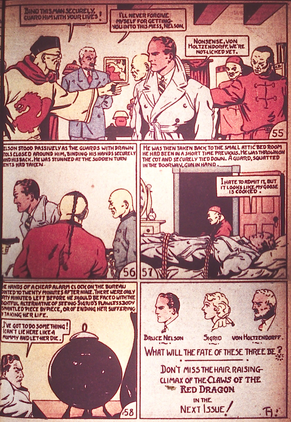 Read online Detective Comics (1937) comic -  Issue #7 - 33