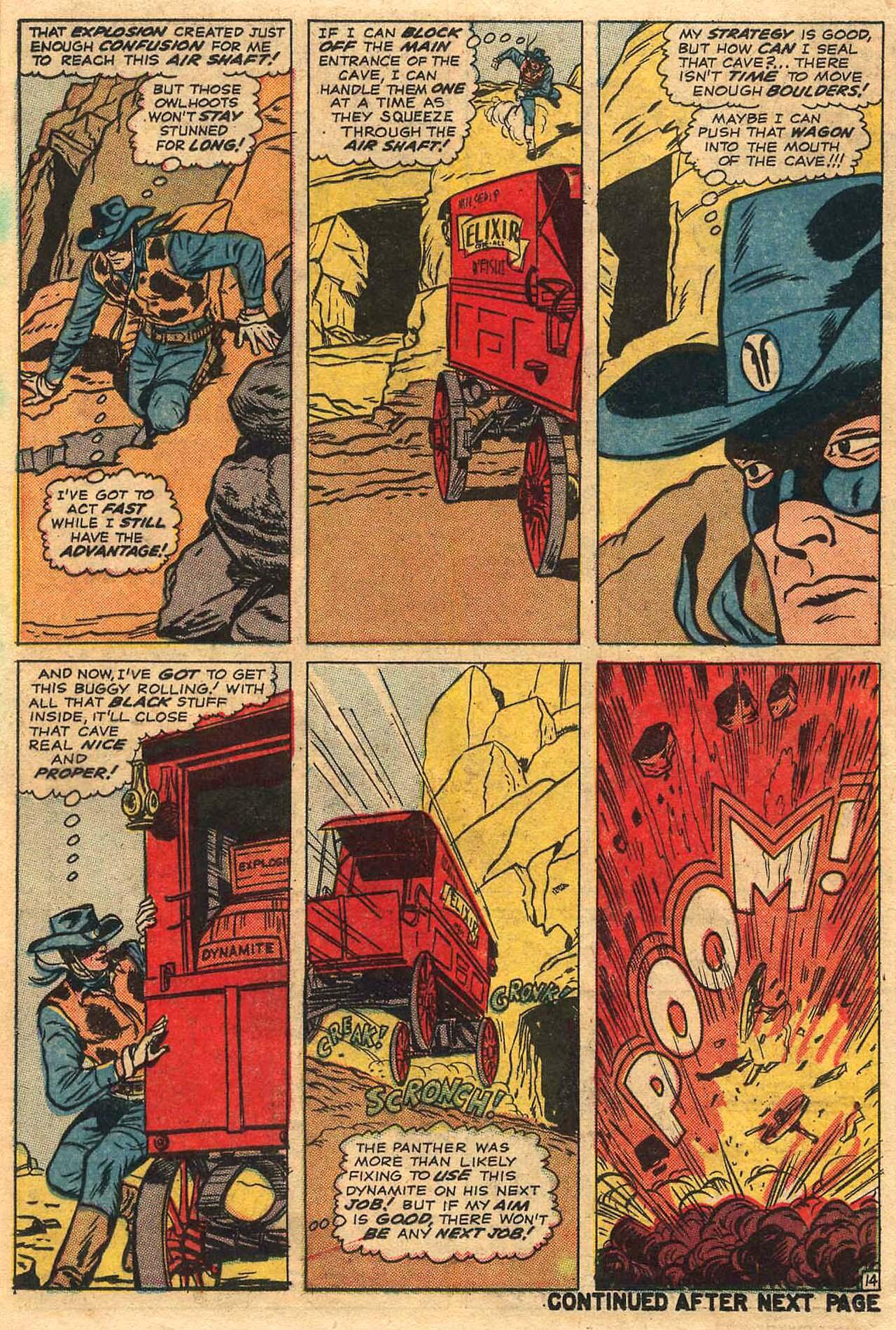 Read online Two-Gun Kid comic -  Issue #77 - 18