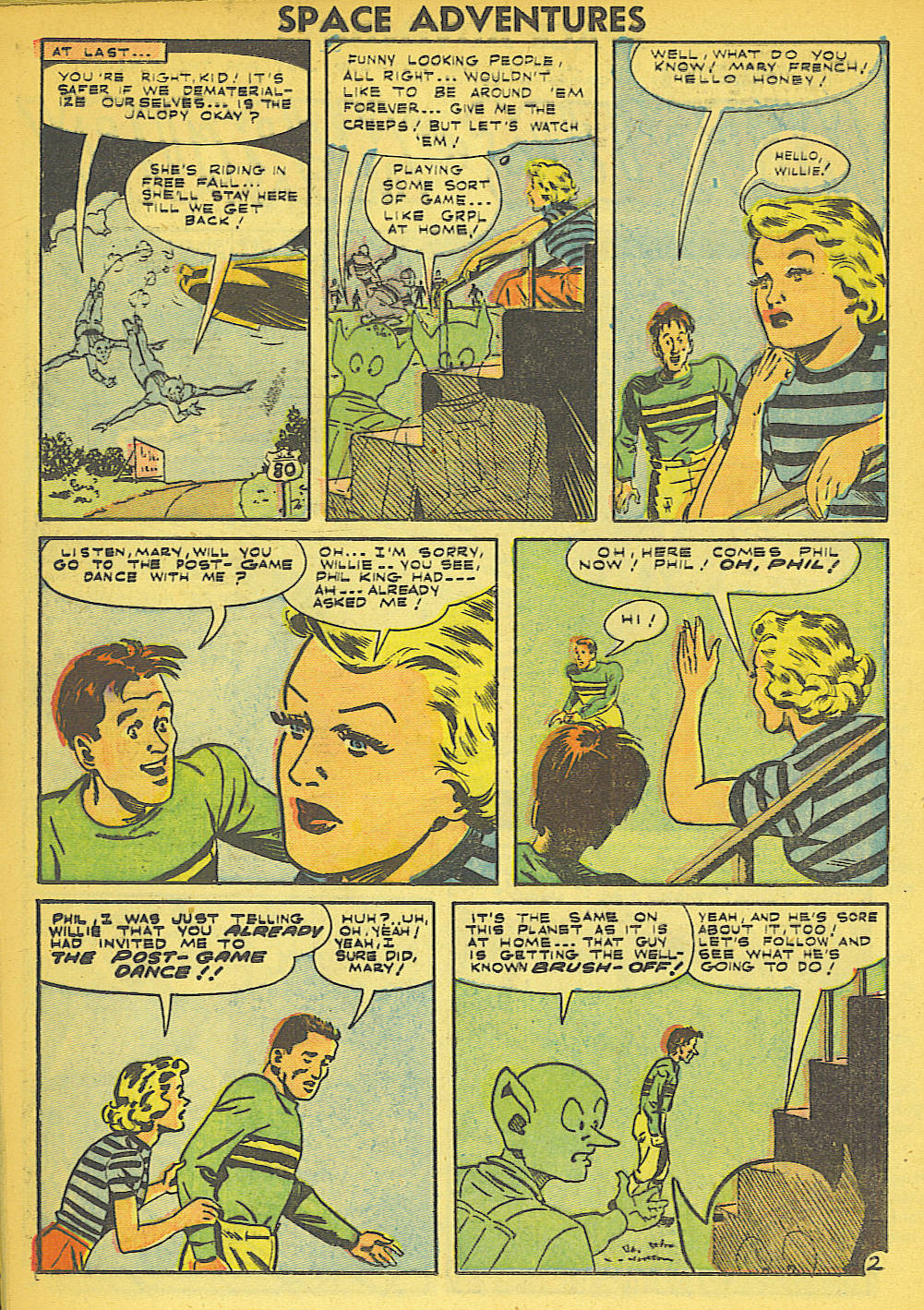 Space Adventures (1952) issue 21 - Page 20