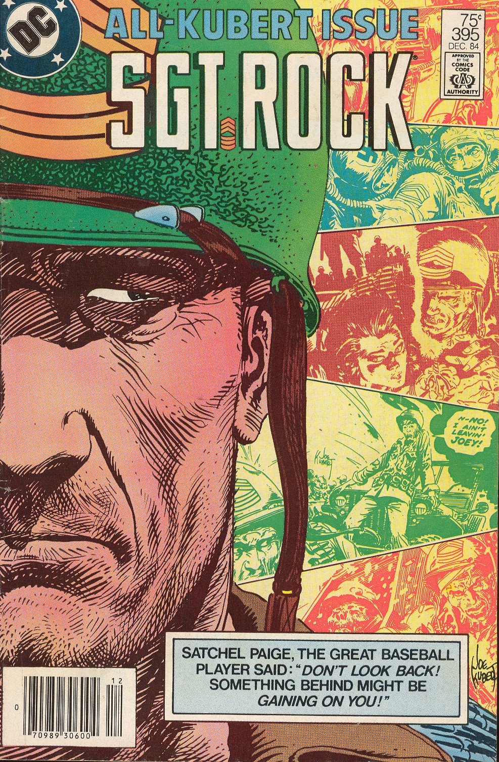 Sgt. Rock issue 395 - Page 1