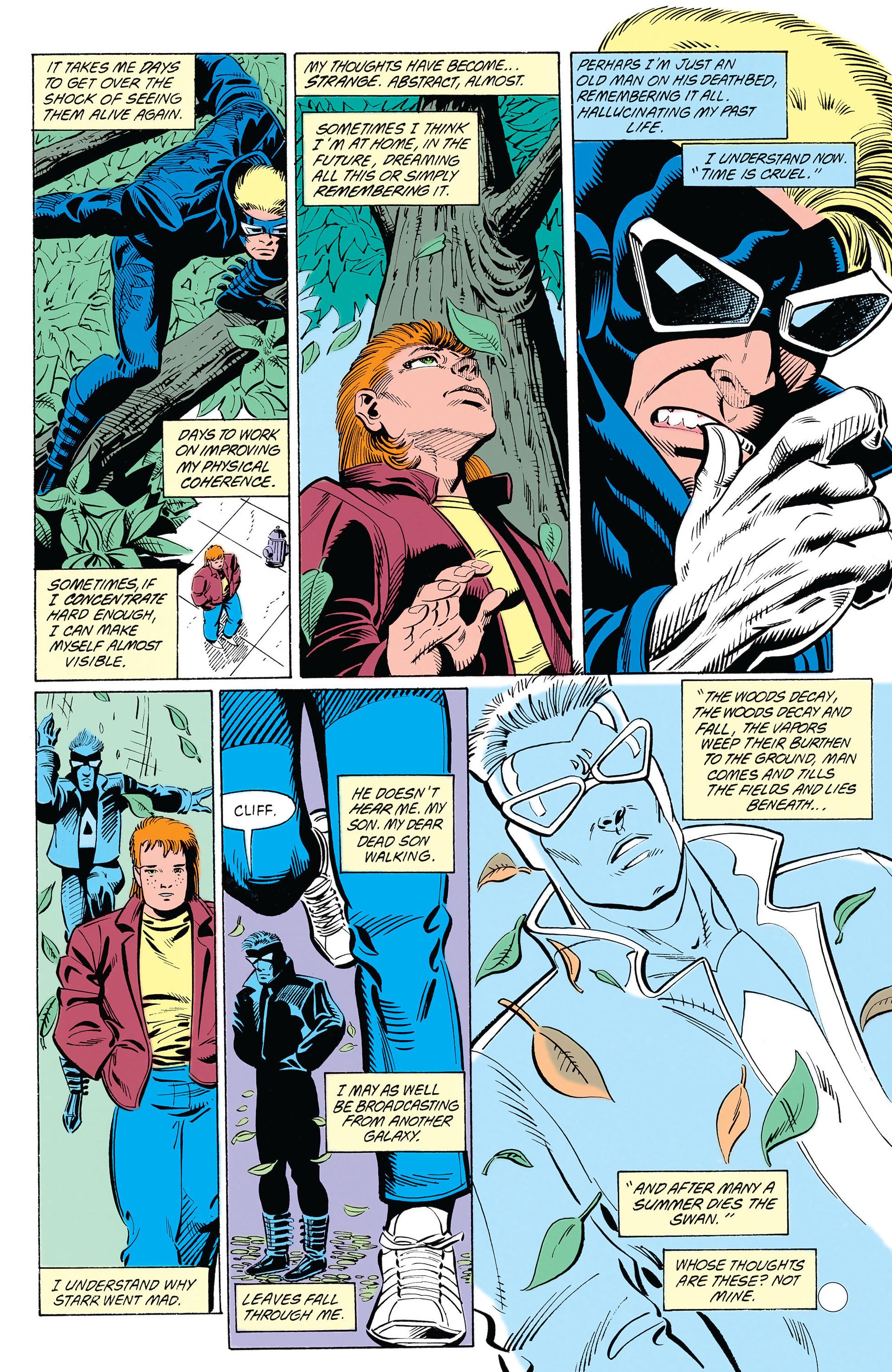 Read online Animal Man (1988) comic -  Issue #22 - 13