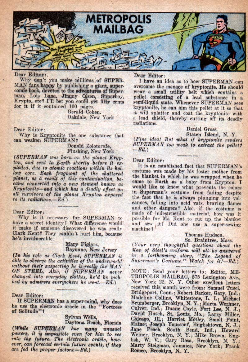 Read online Action Comics (1938) comic -  Issue #247 - 24