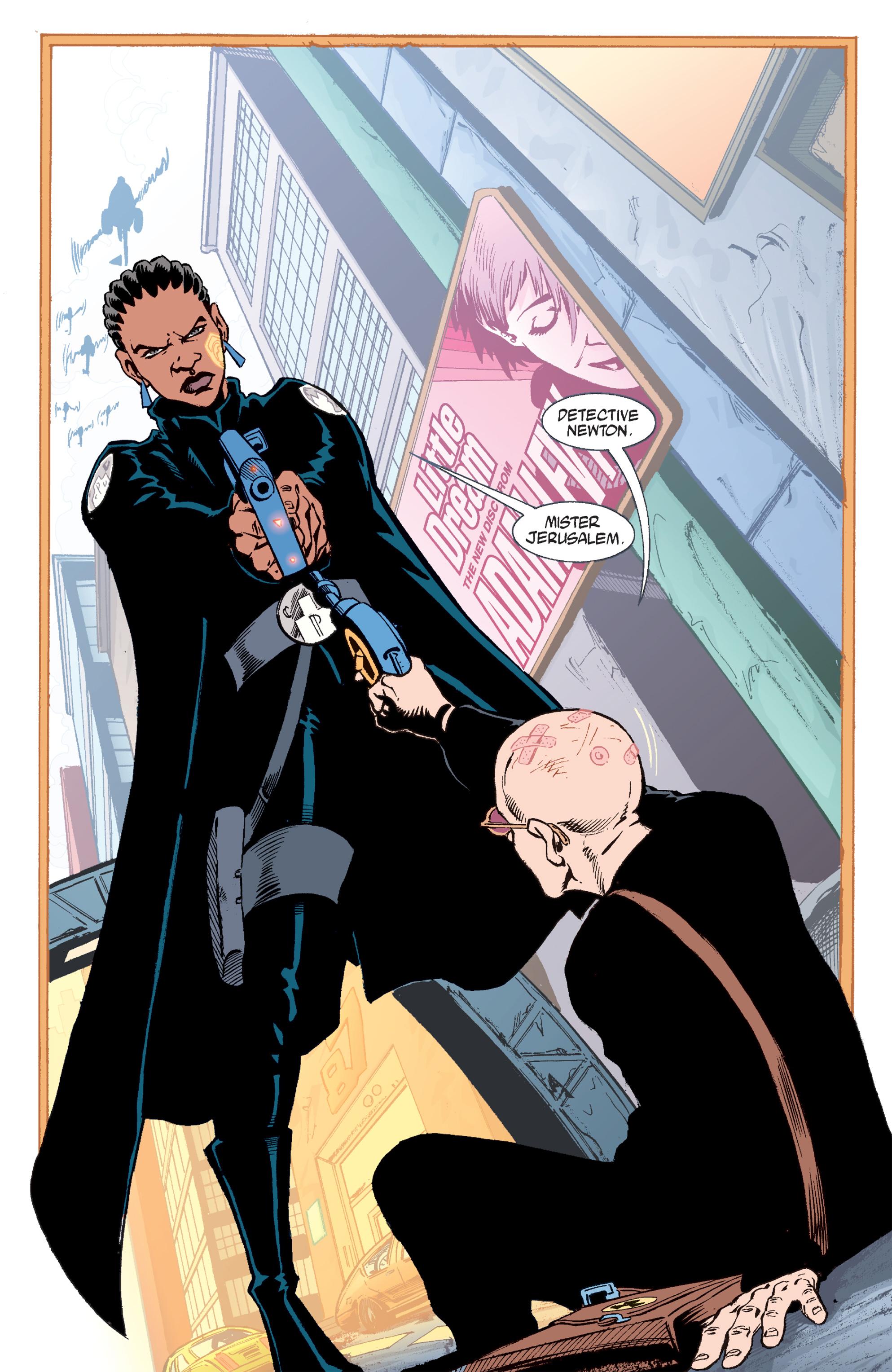 Read online Transmetropolitan comic -  Issue #30 - 8