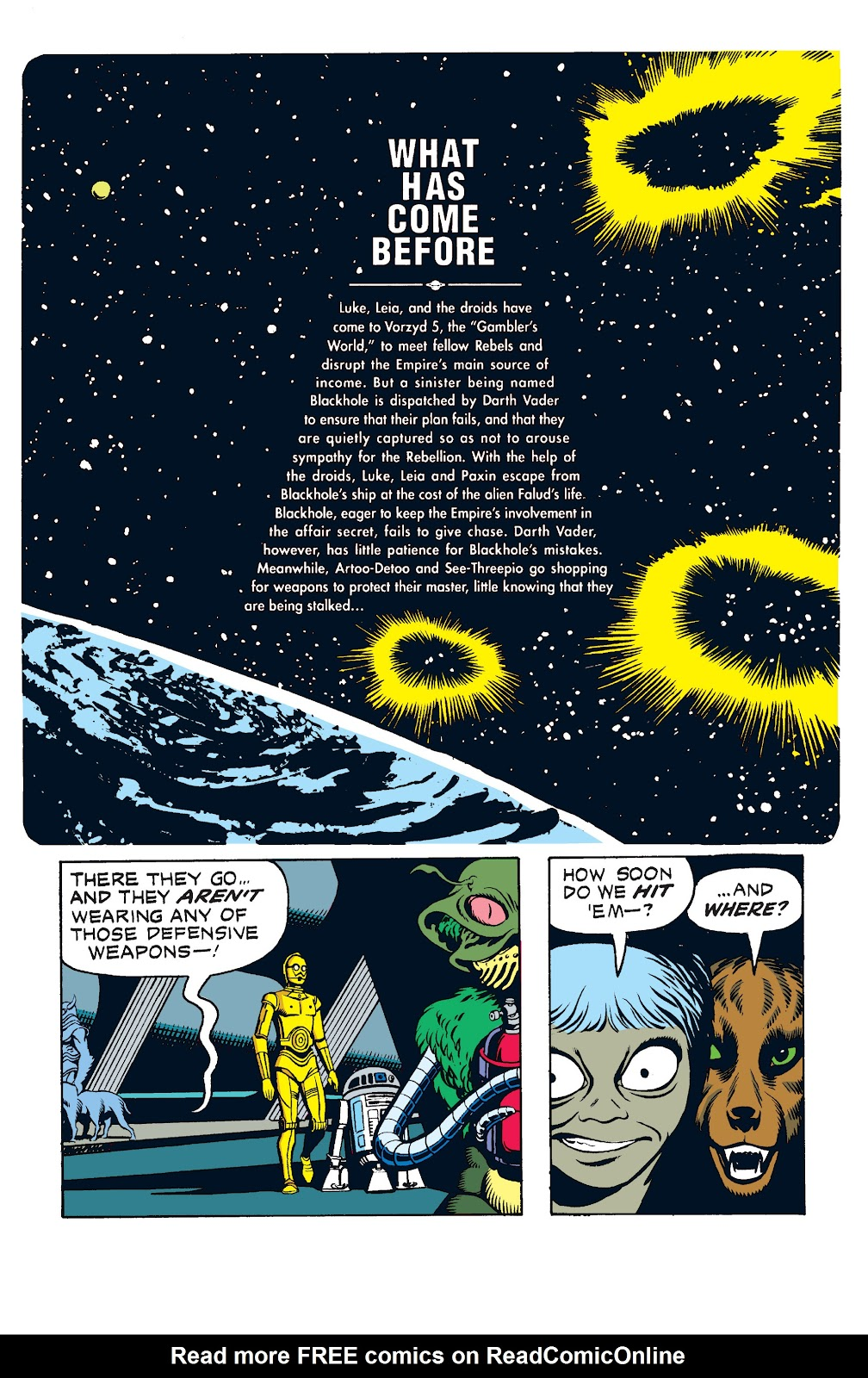 Read online Star Wars Legends: The Newspaper Strips - Epic Collection comic -  Issue # TPB (Part 1) - 91