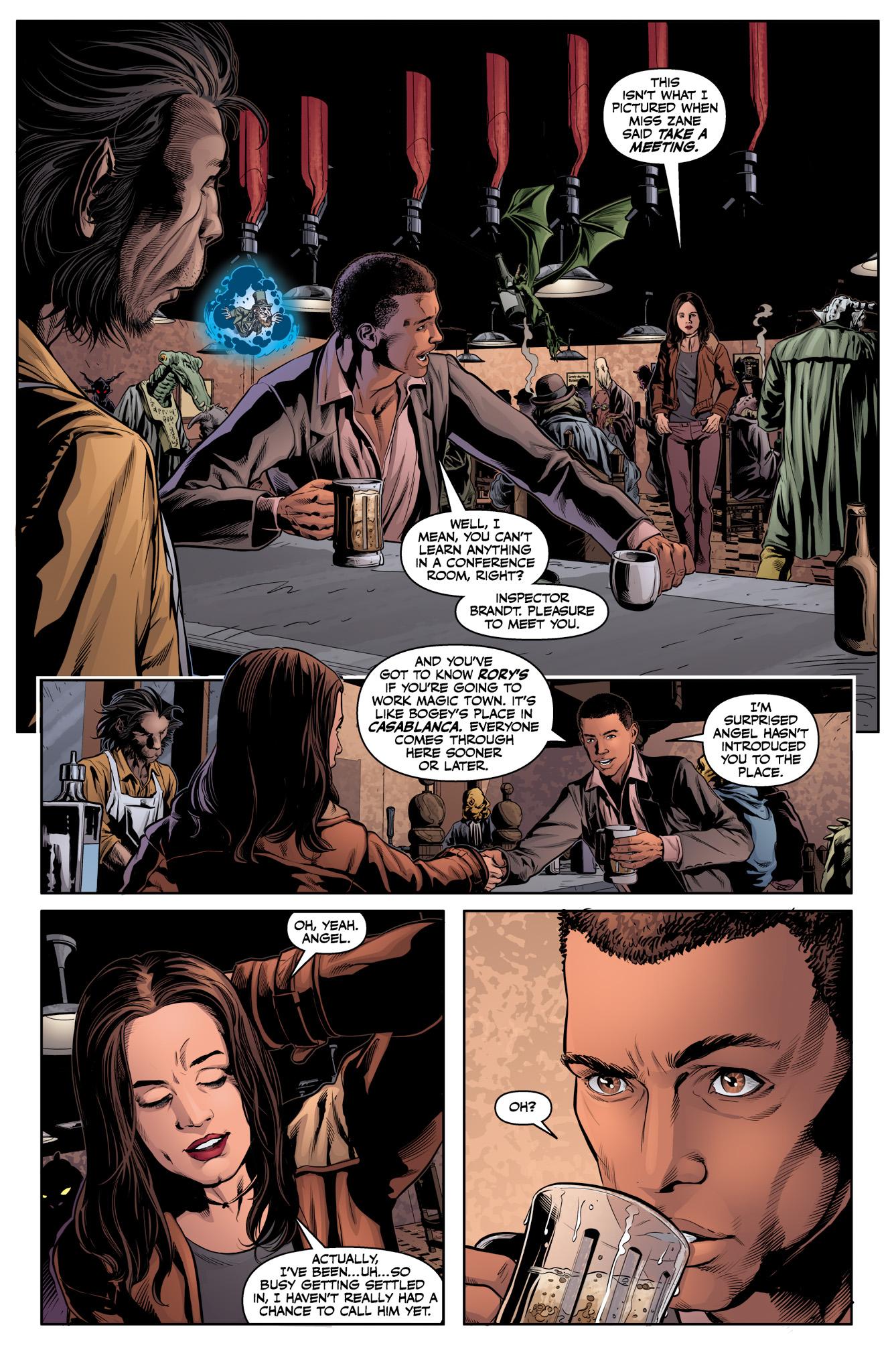 Read online Angel & Faith Season 10 comic -  Issue #11 - 17