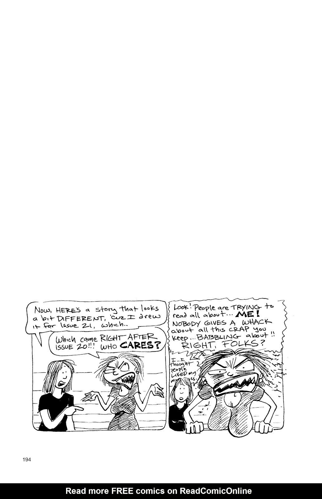 Read online Life's a Bitch: The Complete Bitchy Bitch Stories comic -  Issue # TPB (Part 2) - 90