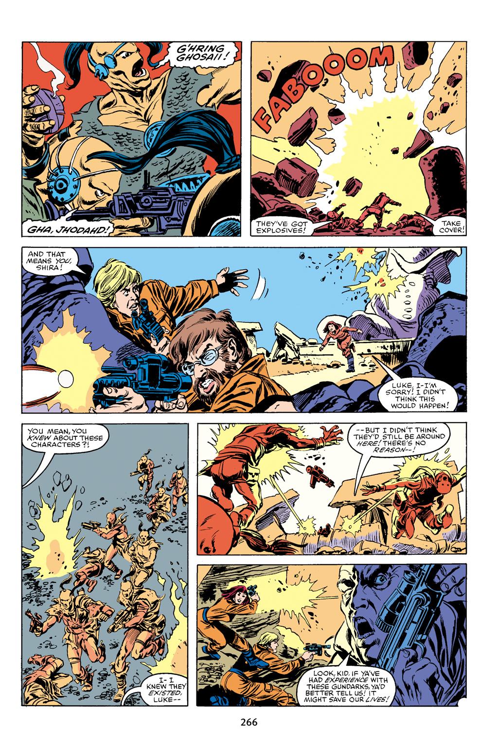 Read online Star Wars Omnibus comic -  Issue # Vol. 16 - 262