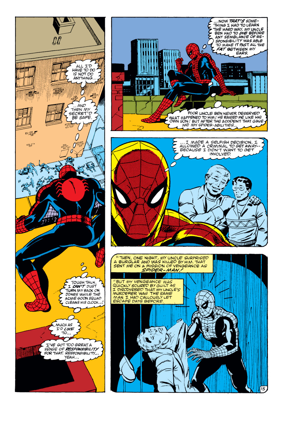 The Amazing Spider-Man (1963) 262 Page 15
