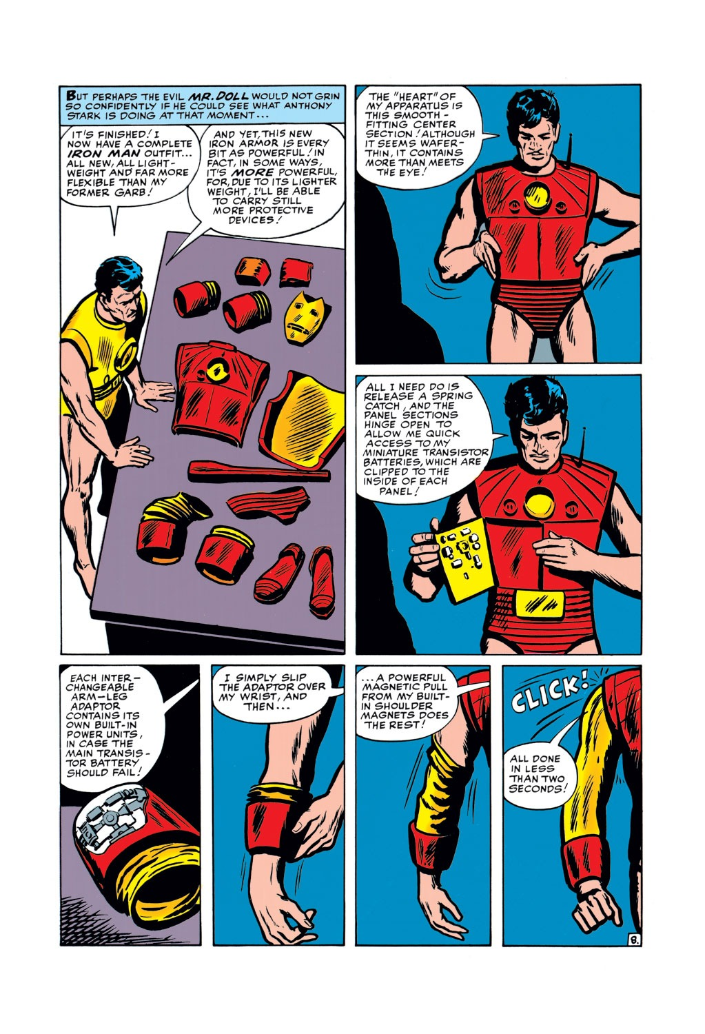 Tales of Suspense (1959) issue 48 - Page 9