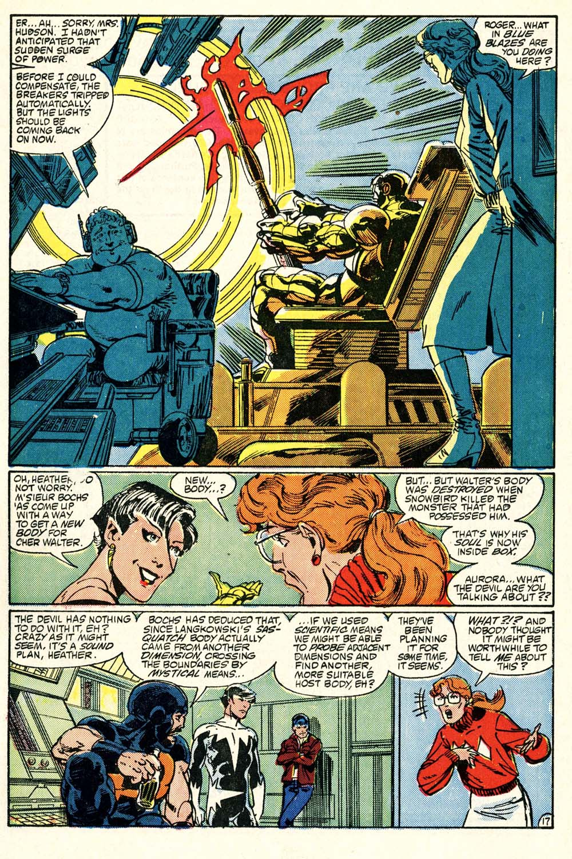 Read online Alpha Flight (1983) comic -  Issue #28 - 18