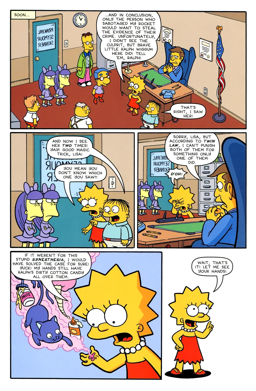 Read online Simpsons Comics comic -  Issue #231 - 24
