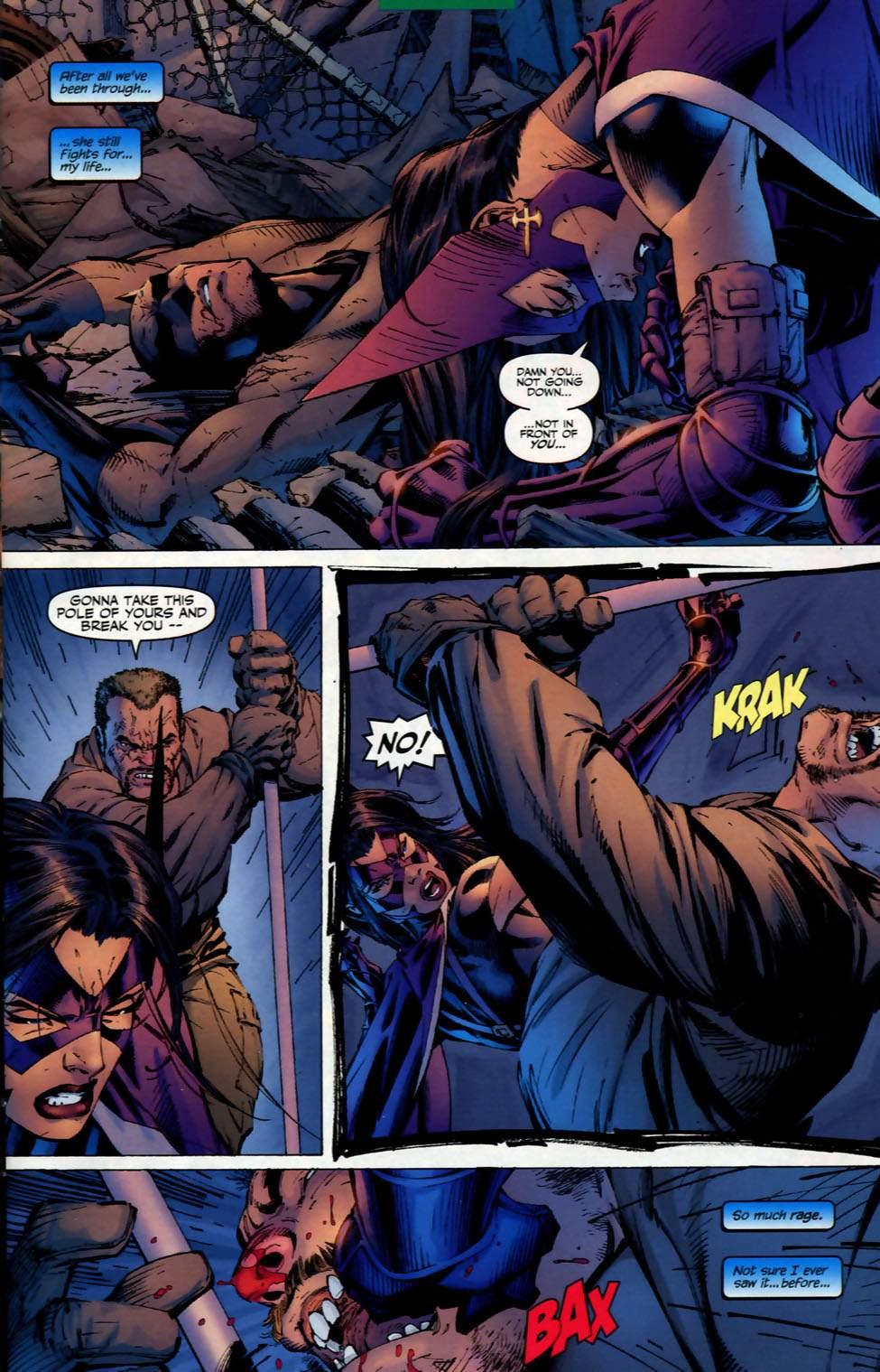 Read online Batman: Hush comic -  Issue #2 - 7