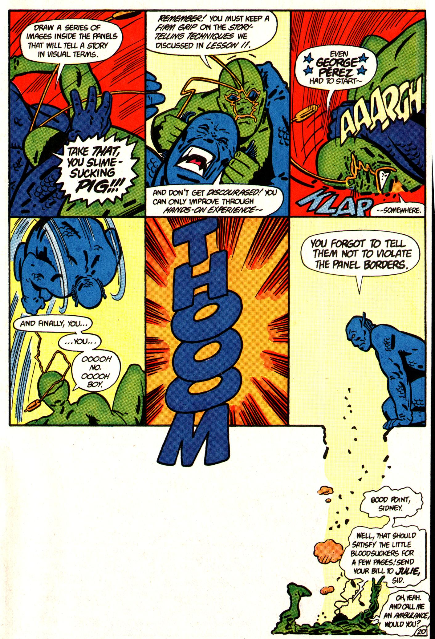Read online Ambush Bug comic -  Issue #3 - 27
