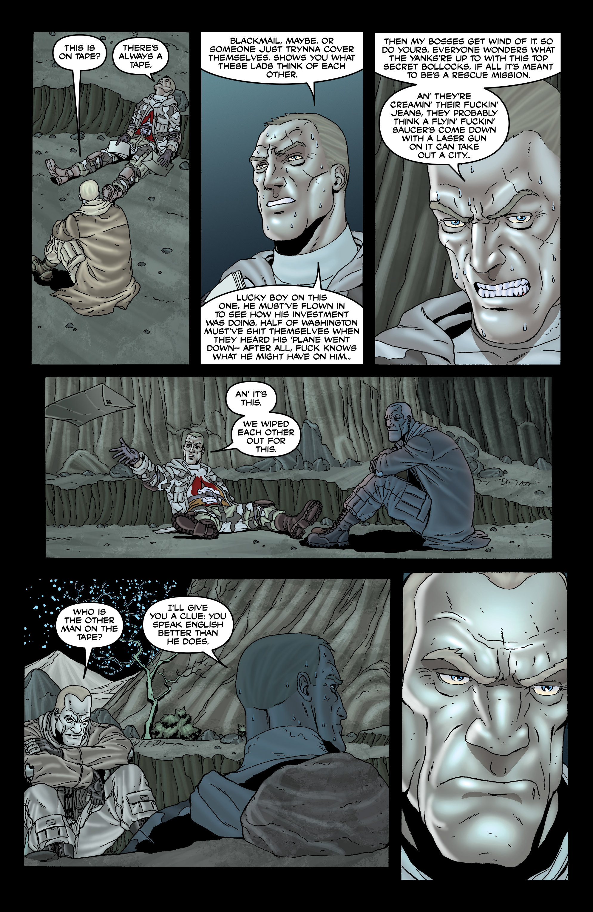 Read online 303 comic -  Issue #3 - 13