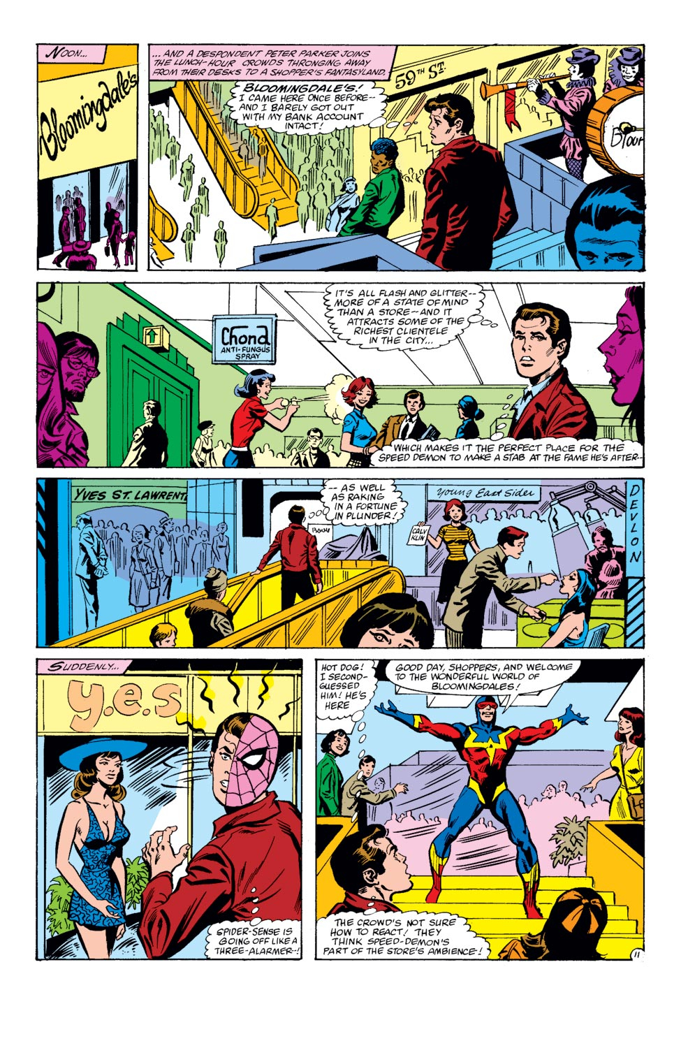 The Amazing Spider-Man (1963) 222 Page 11