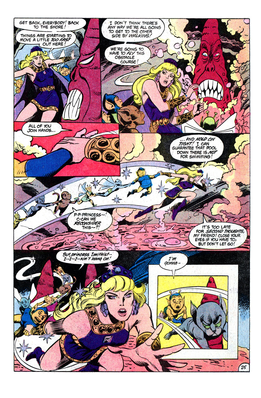 Read online Amethyst, Princess of Gemworld comic -  Issue # _Annual 1 - 26