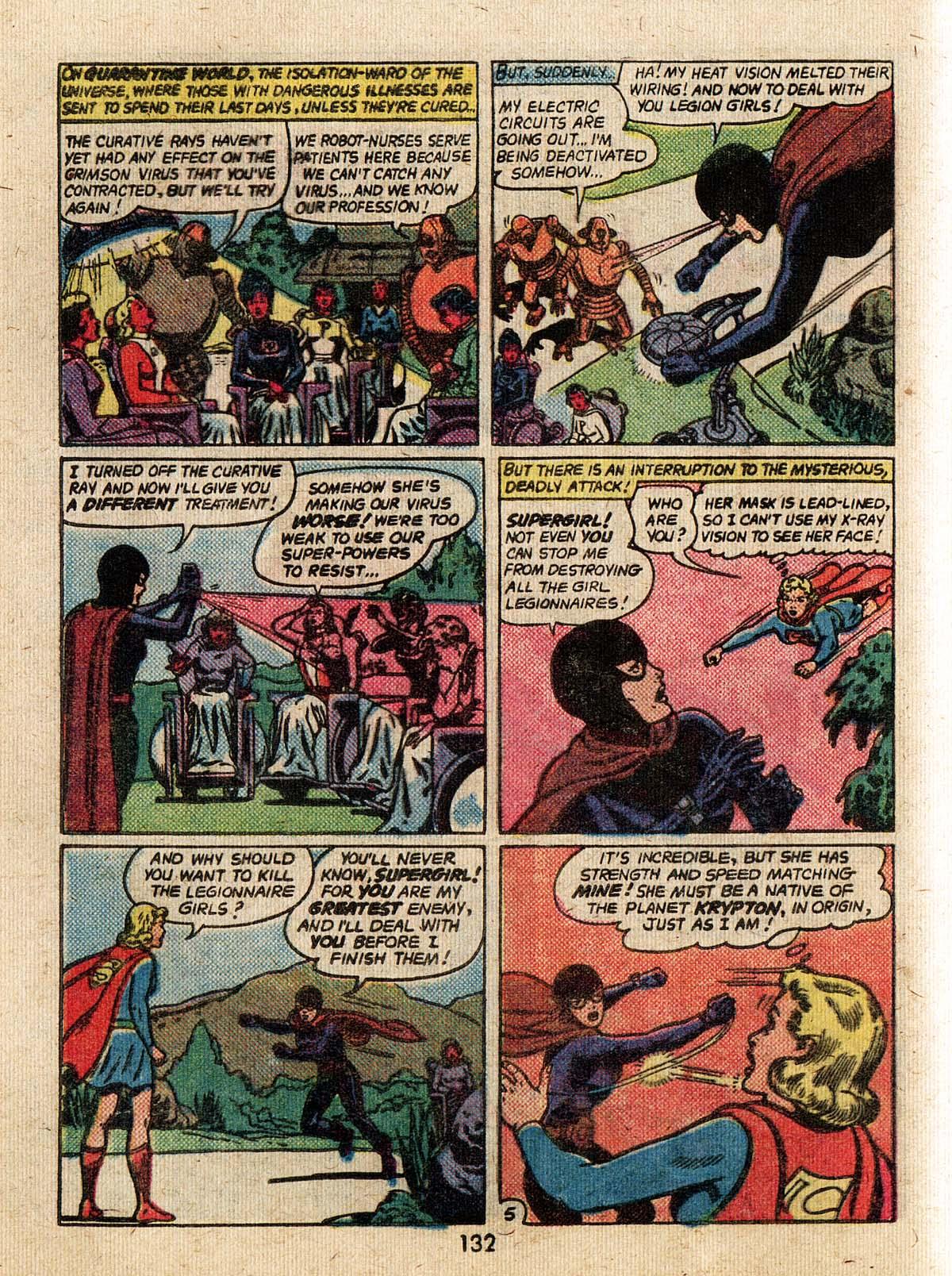 Read online Adventure Comics (1938) comic -  Issue #500 - 132