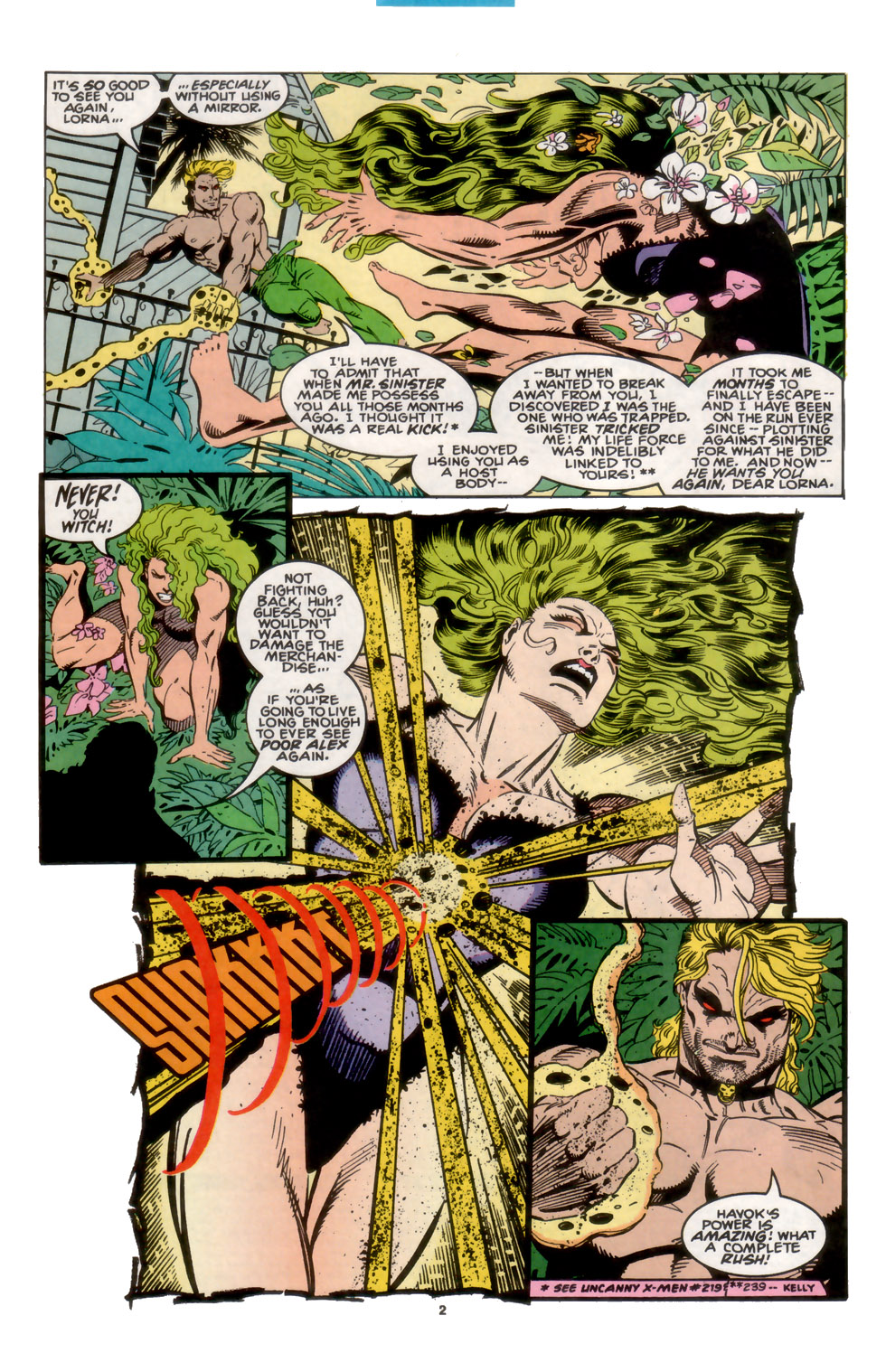 Read online X-Factor (1986) comic -  Issue #104 - 3