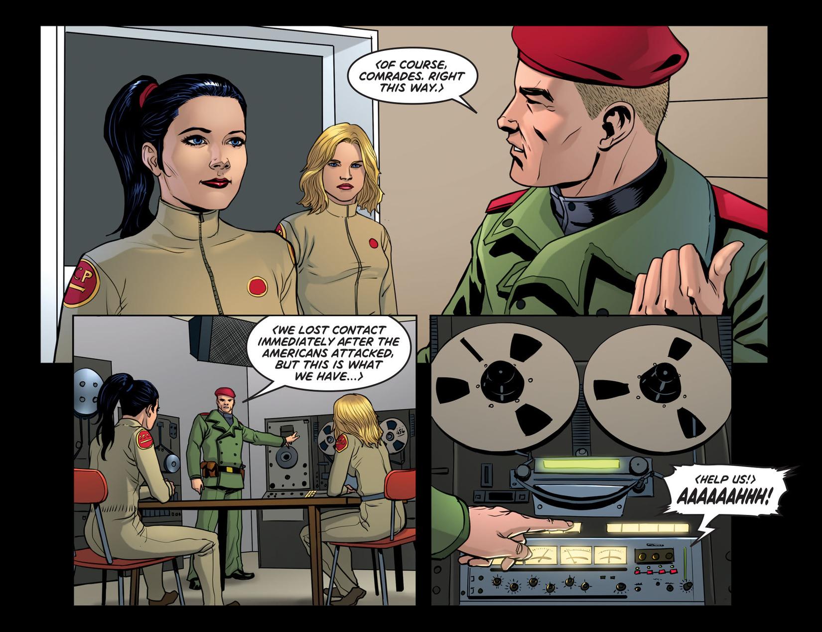 Read online Wonder Woman '77 [I] comic -  Issue #26 - 11