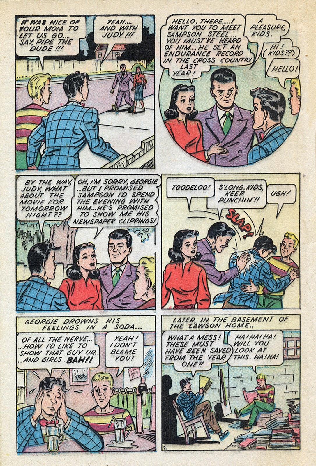 Georgie Comics (1945) issue 4 - Page 28