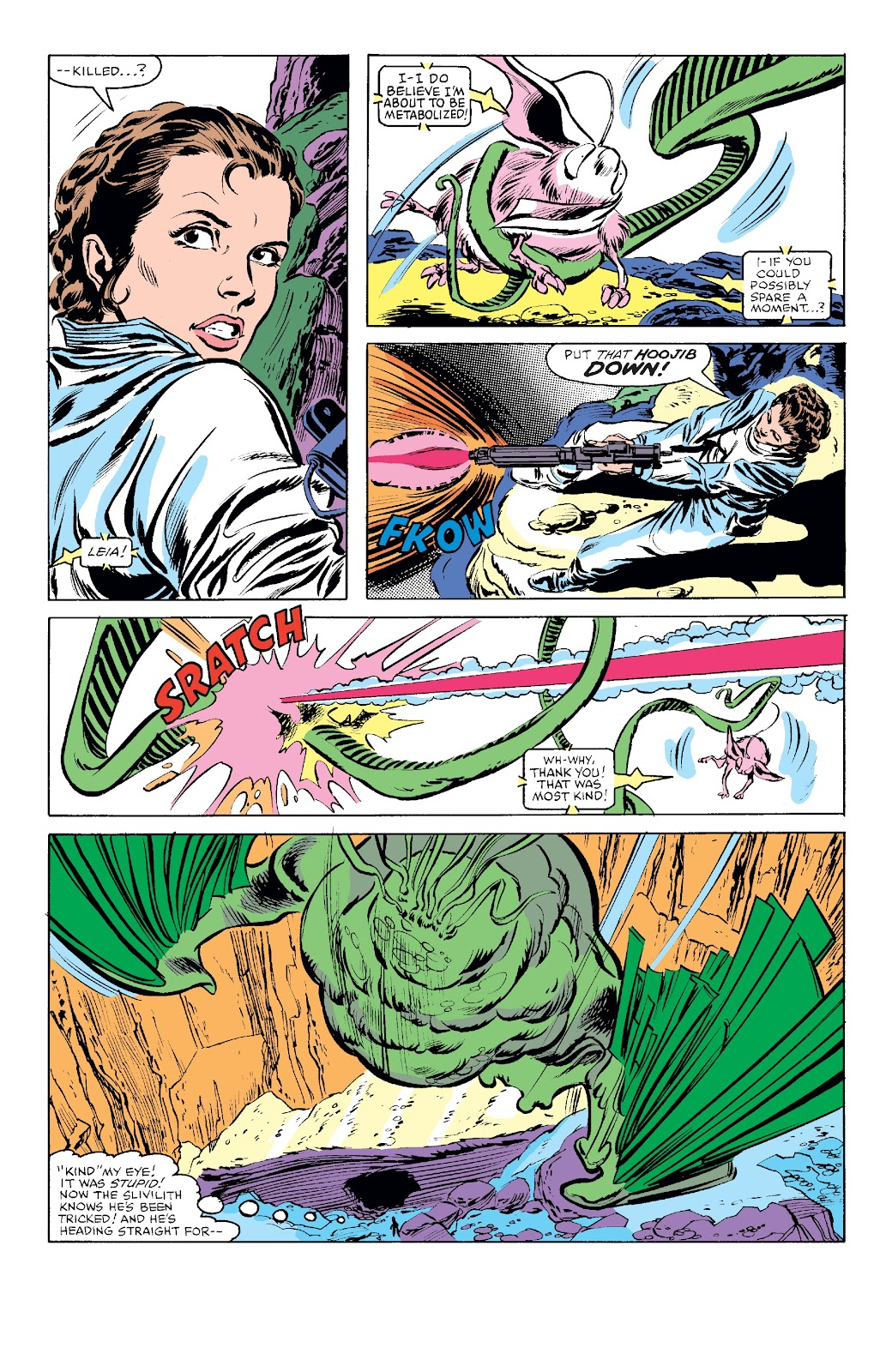 Read online Star Wars Legends: The Original Marvel Years - Epic Collection comic -  Issue # TPB 3 (Part 4) - 71