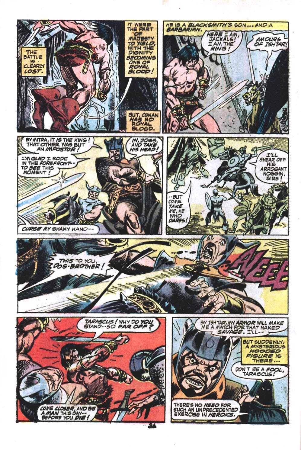 Giant-Size Conan issue 1 - Page 27