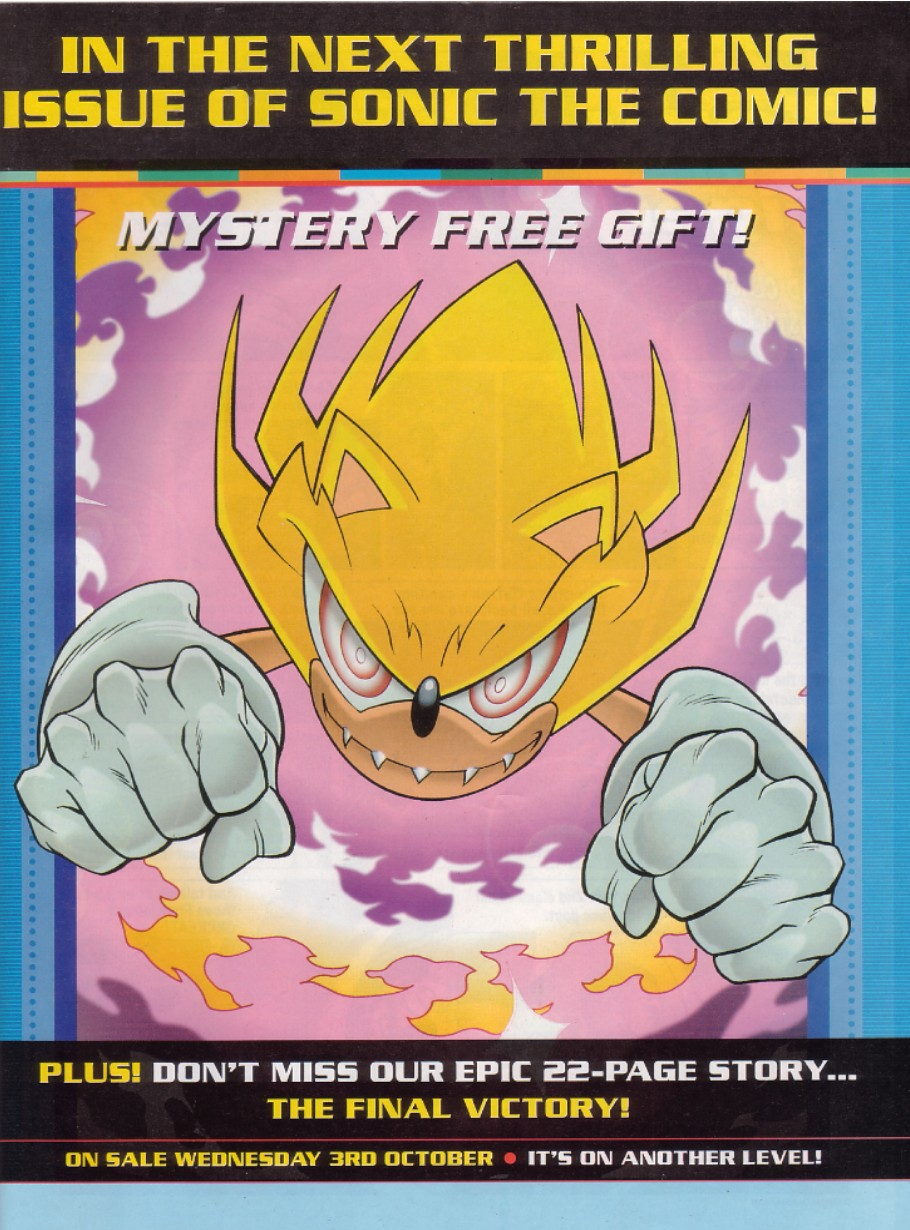 Read online Sonic the Comic comic -  Issue #216 - 3