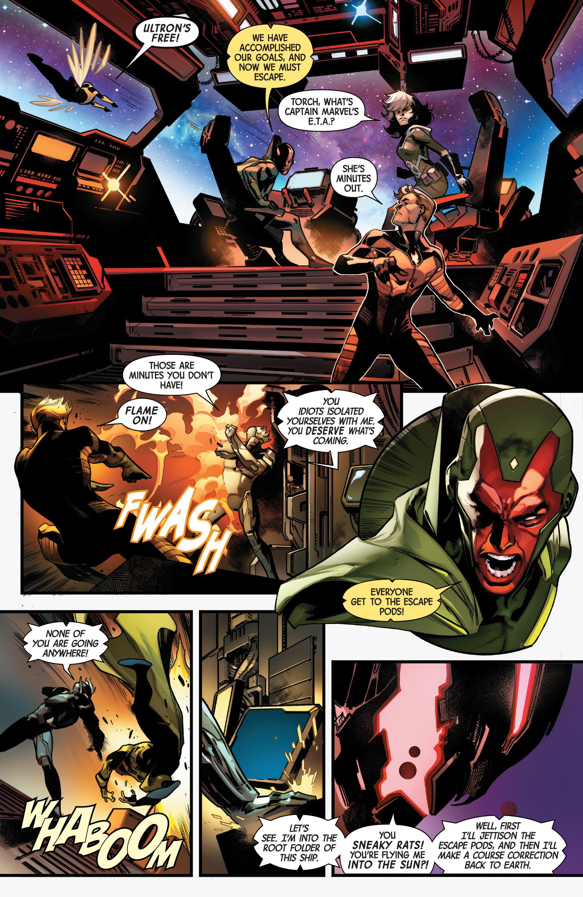 Read online Uncanny Avengers [II] comic -  Issue #12 - 10