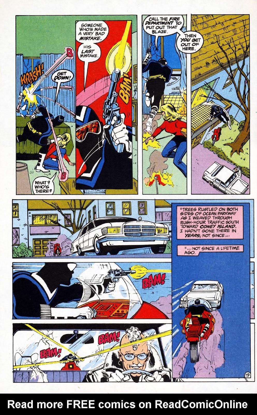 Vigilante (1983) issue 1 - Page 20