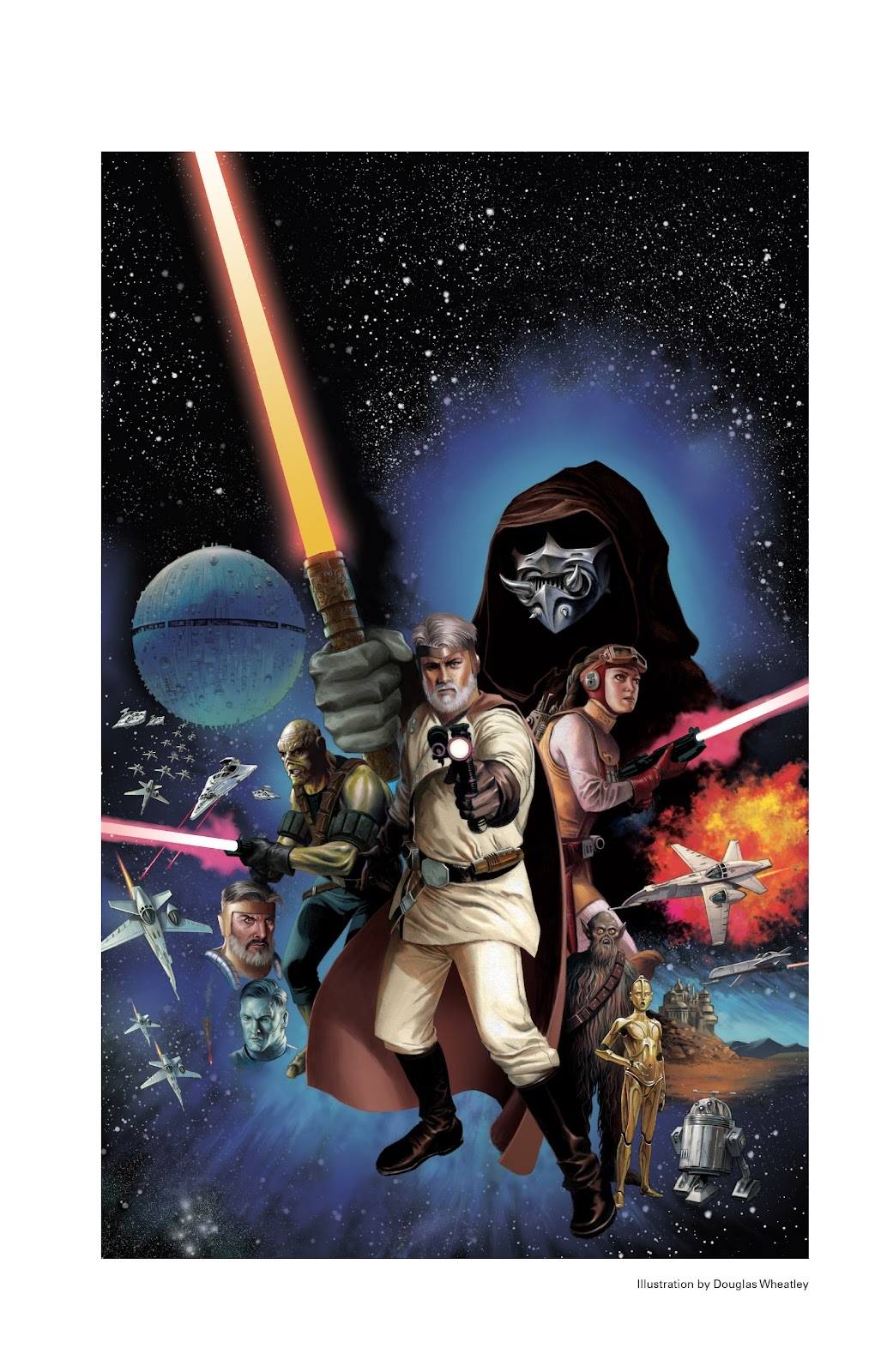 Read online Star Wars Legends: Infinities - Epic Collection comic -  Issue # TPB (Part 5) - 109