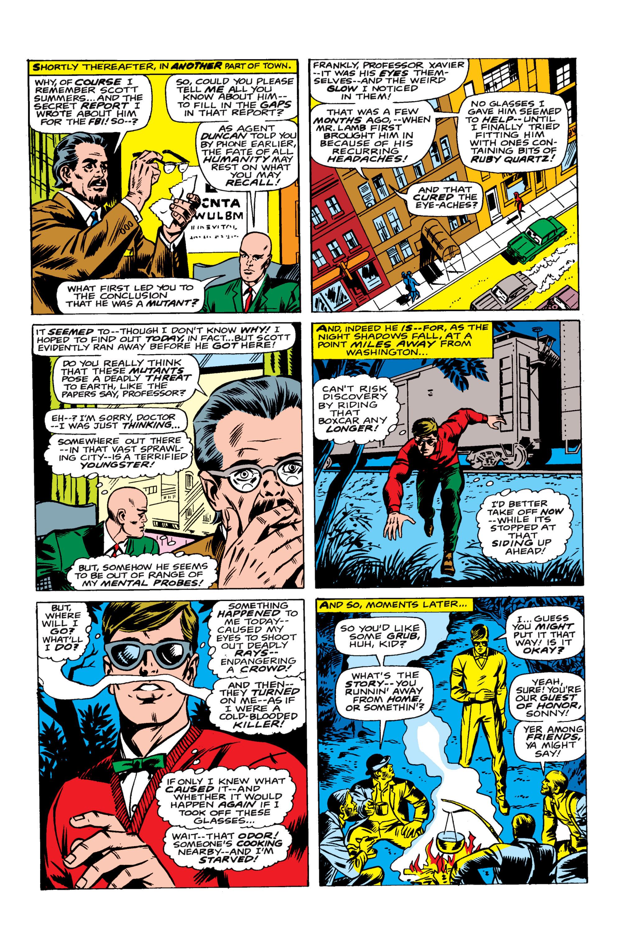Uncanny X-Men (1963) 39 Page 18