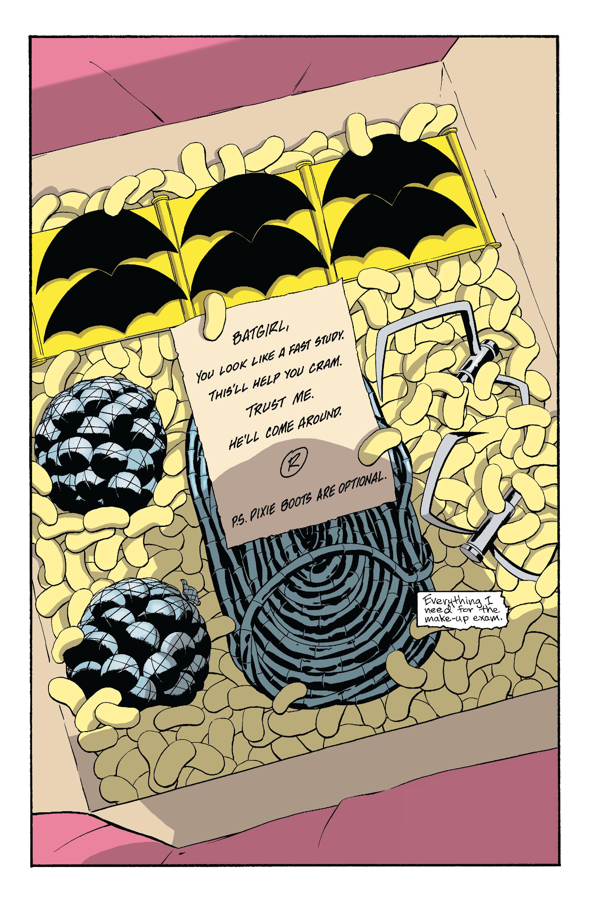 Read online Batgirl/Robin: Year One comic -  Issue # TPB 2 - 84