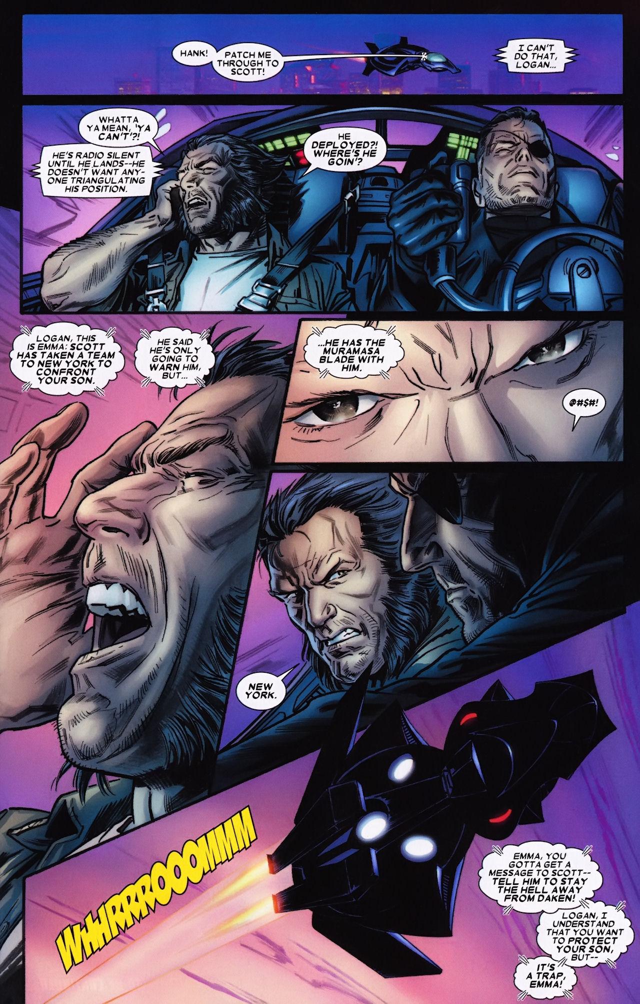 Read online Wolverine: Origins comic -  Issue #33 - 23