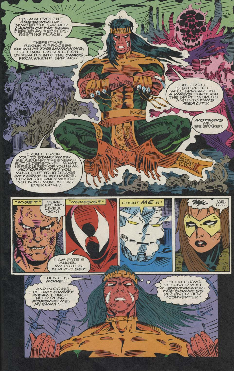 Read online Alpha Flight (1983) comic -  Issue #125 - 13