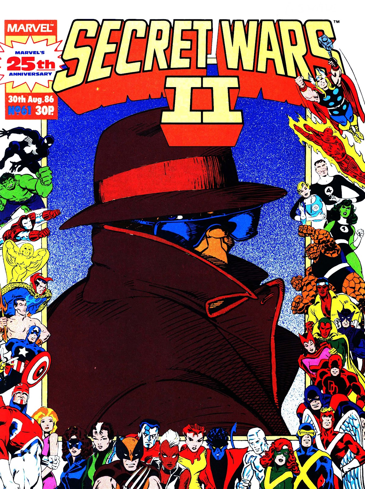 Secret Wars (1985) issue 61 - Page 1