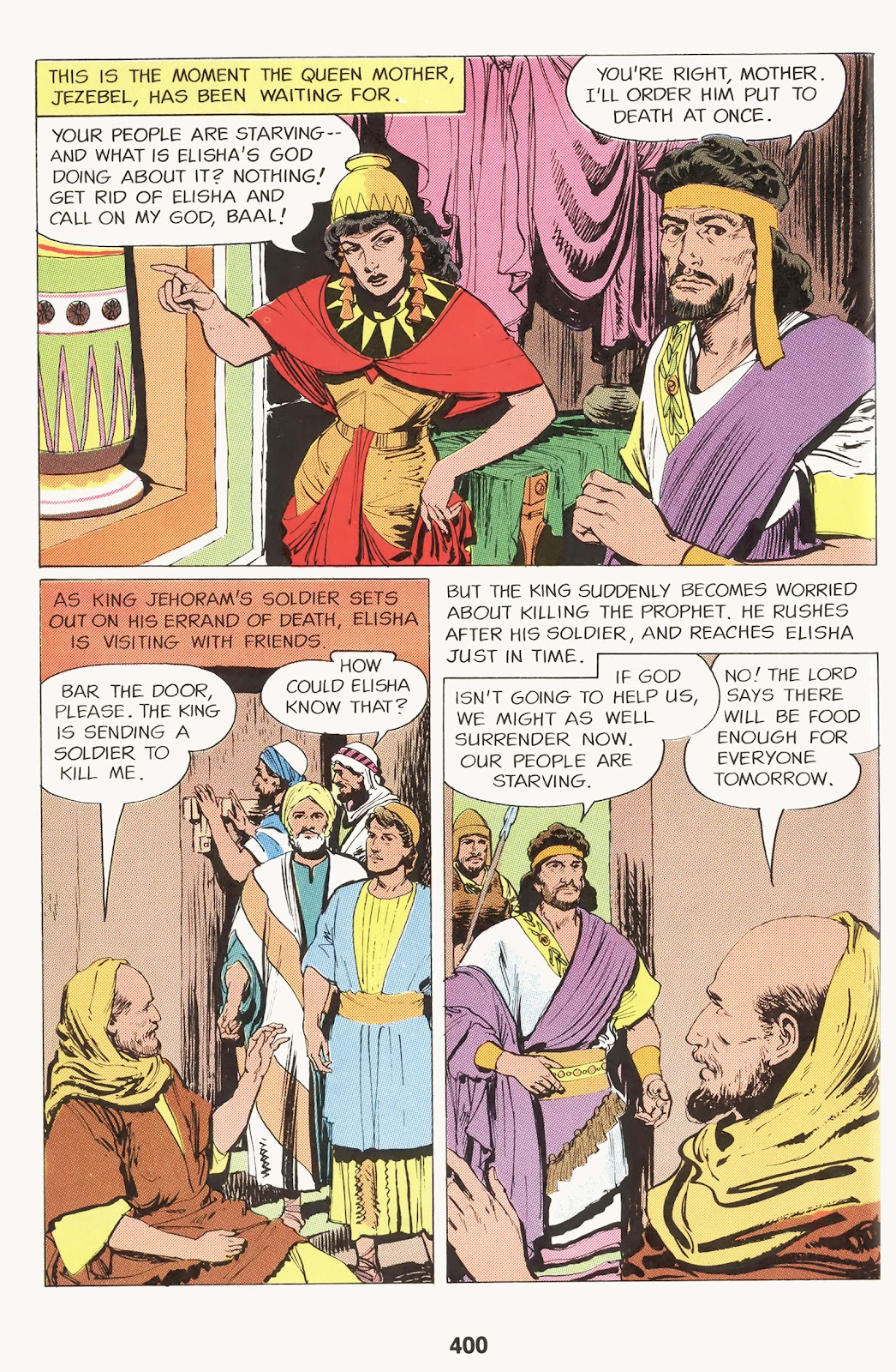 The Picture Bible issue TPB (Part 5) - Page 3