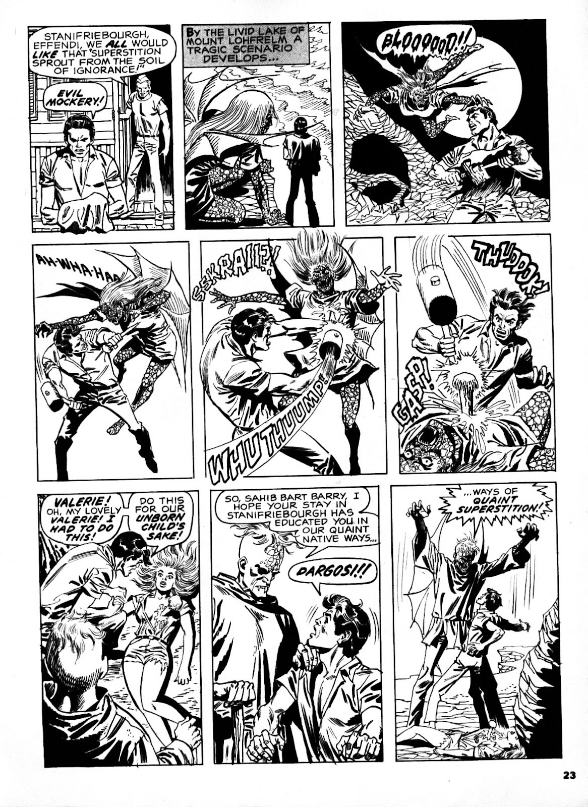 Nightmare (1970) issue 21 - Page 22