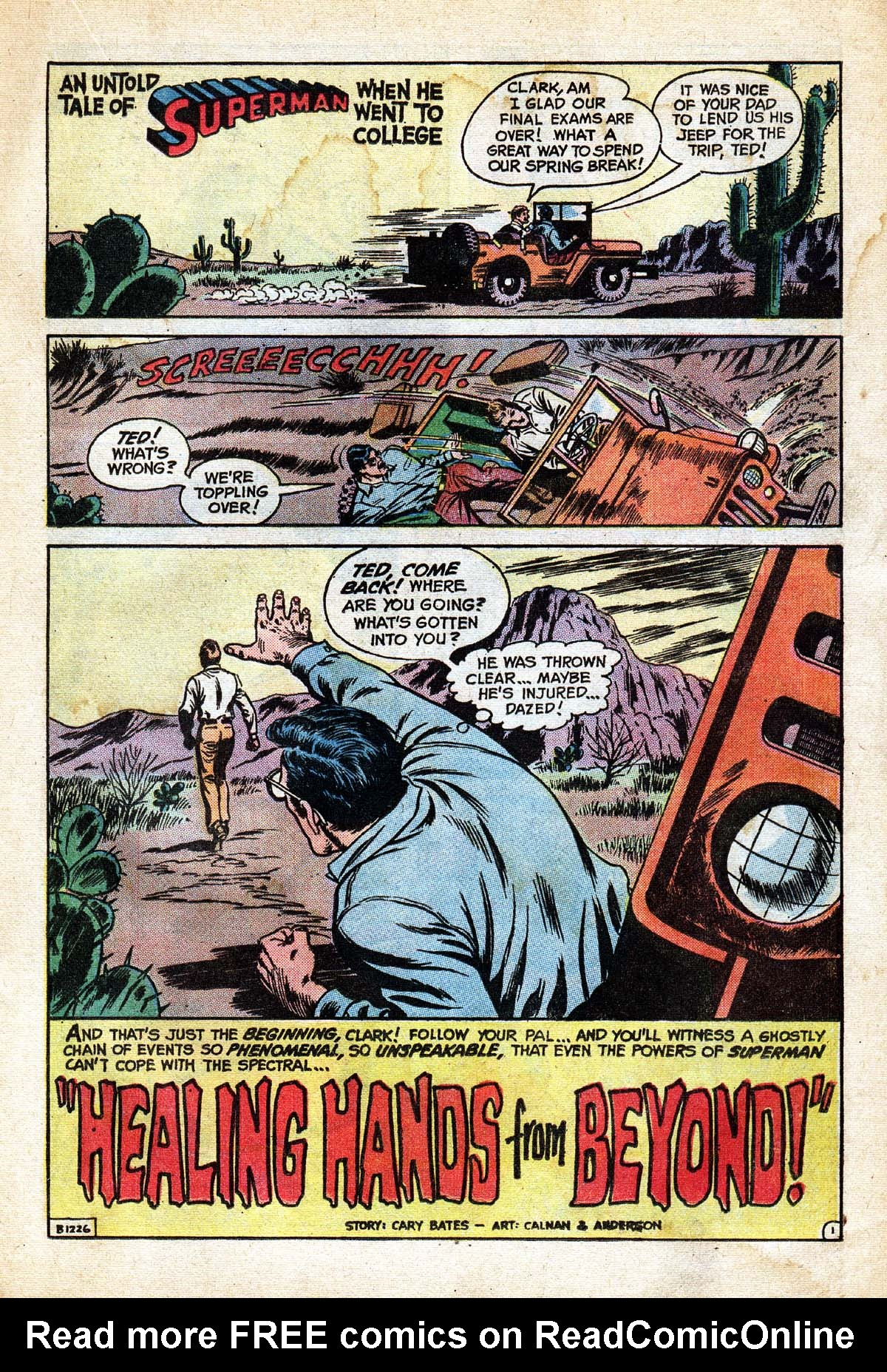 Read online Action Comics (1938) comic -  Issue #410 - 23