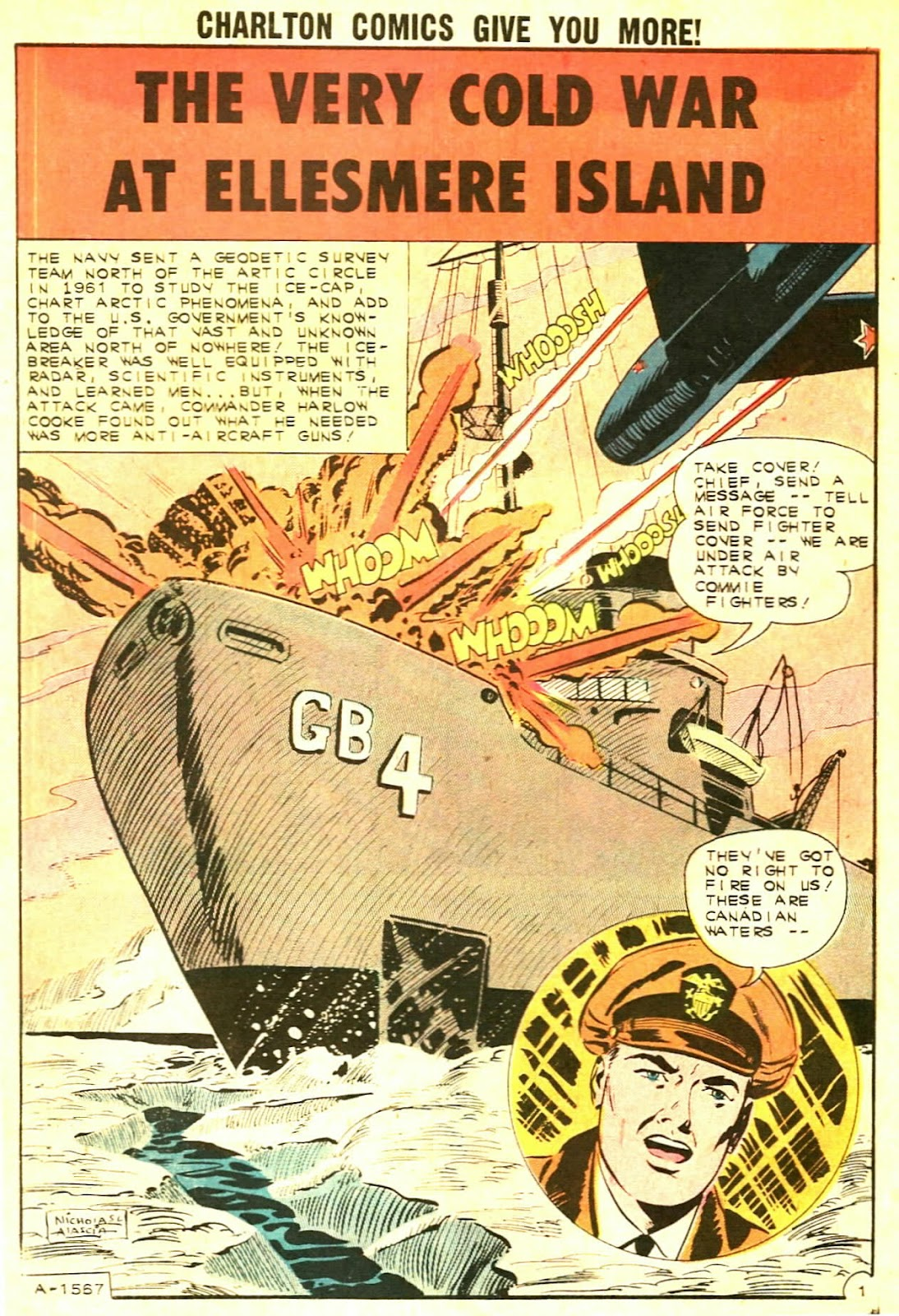 Read online Fightin' Navy comic -  Issue #106 - 3
