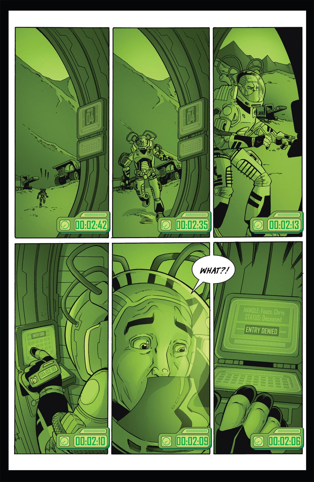 Read online Nightmare World comic -  Issue # Vol. 1 Thirteen Tales of Terror - 93