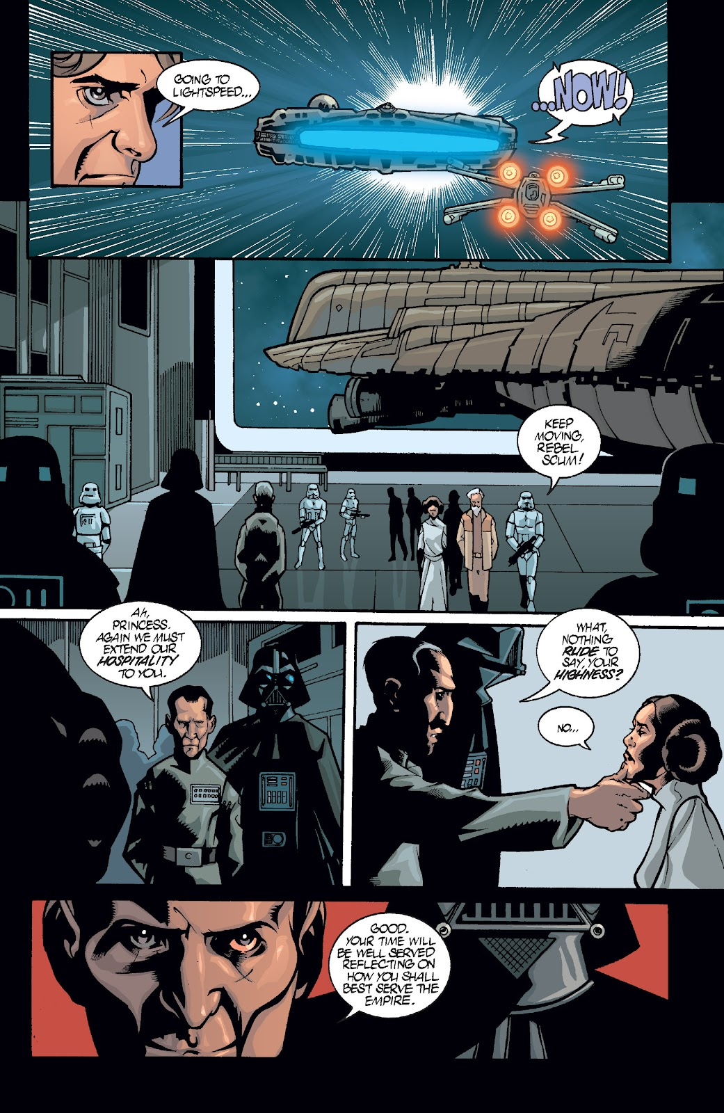 Read online Star Wars Legends: Infinities - Epic Collection comic -  Issue # TPB (Part 1) - 27