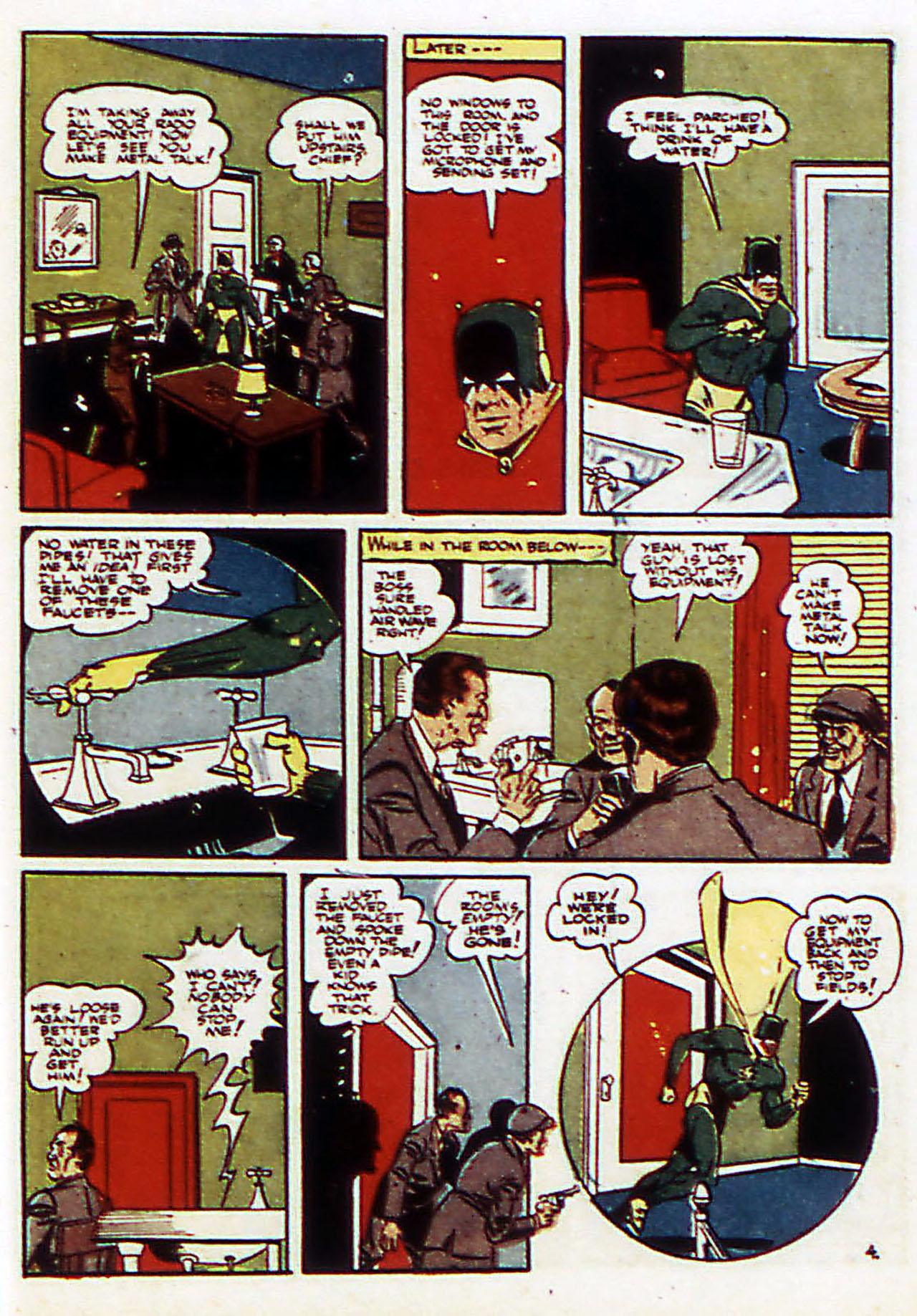 Read online Detective Comics (1937) comic -  Issue #72 - 54