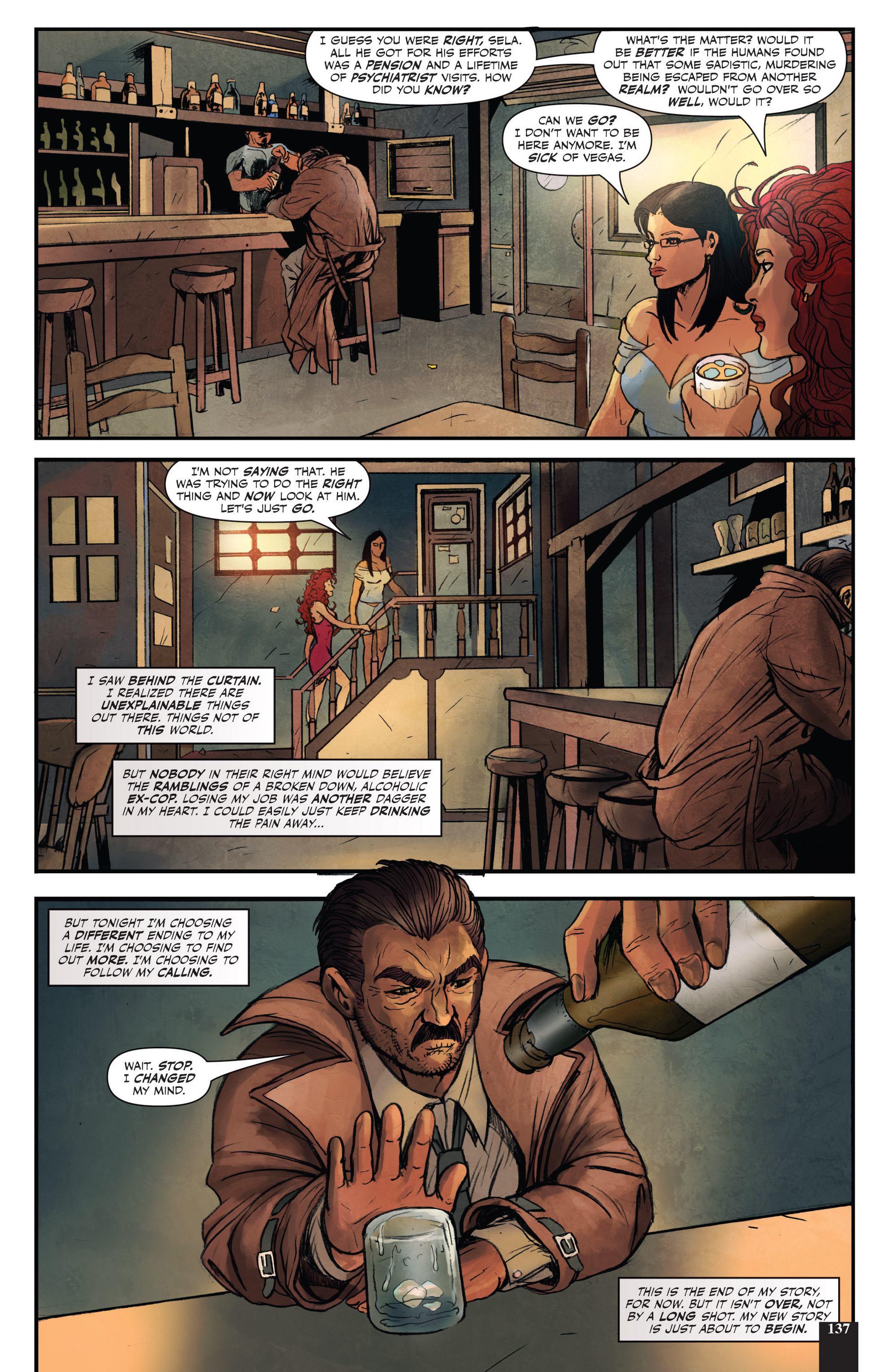 Read online Grimm Fairy Tales: Different Seasons comic -  Issue # TPB 2 - 134