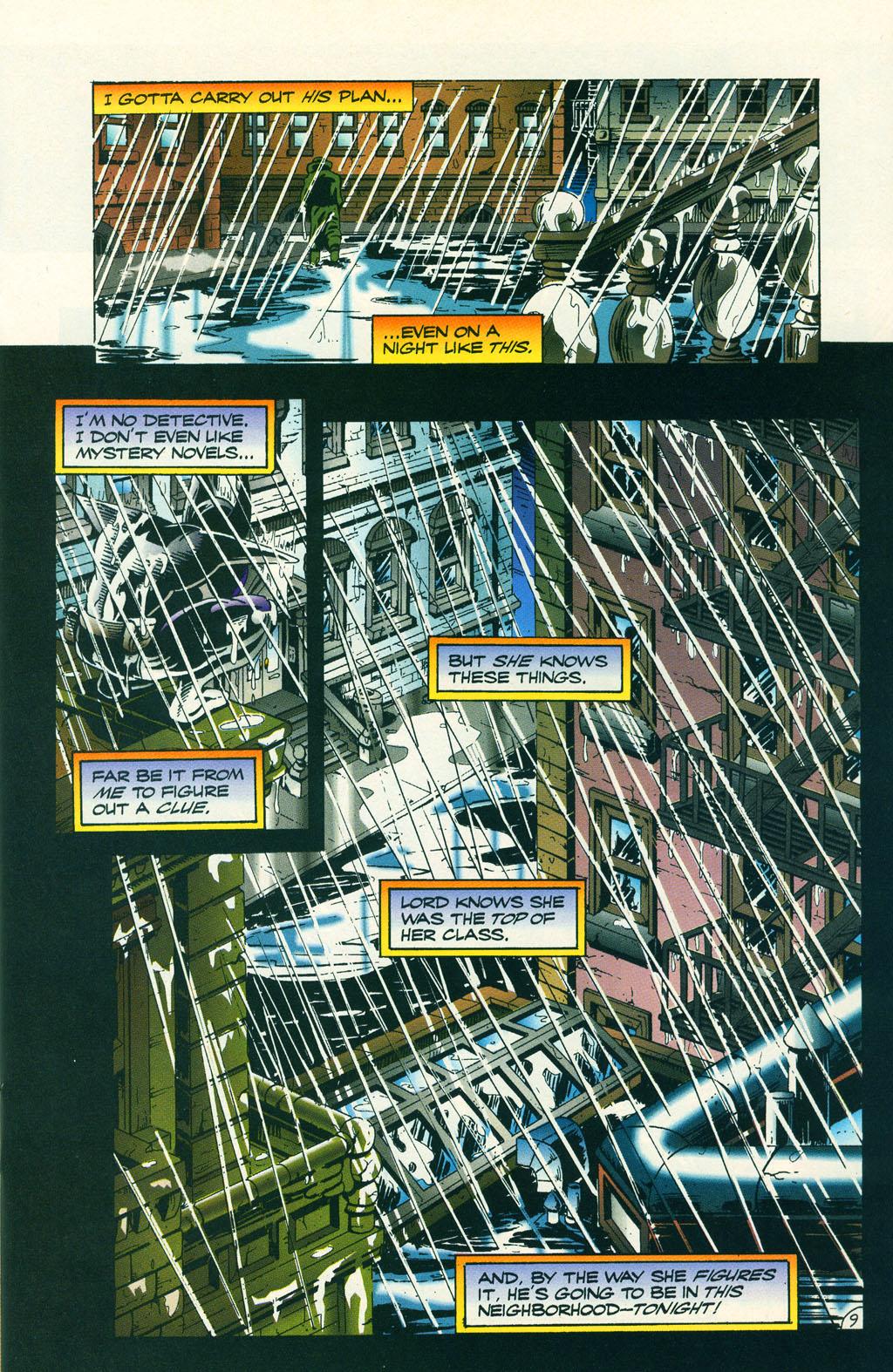 Read online ShadowHawk comic -  Issue #6 - 13