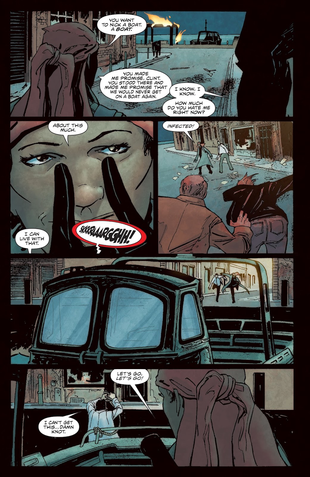 28 Days Later issue 24 - Page 10