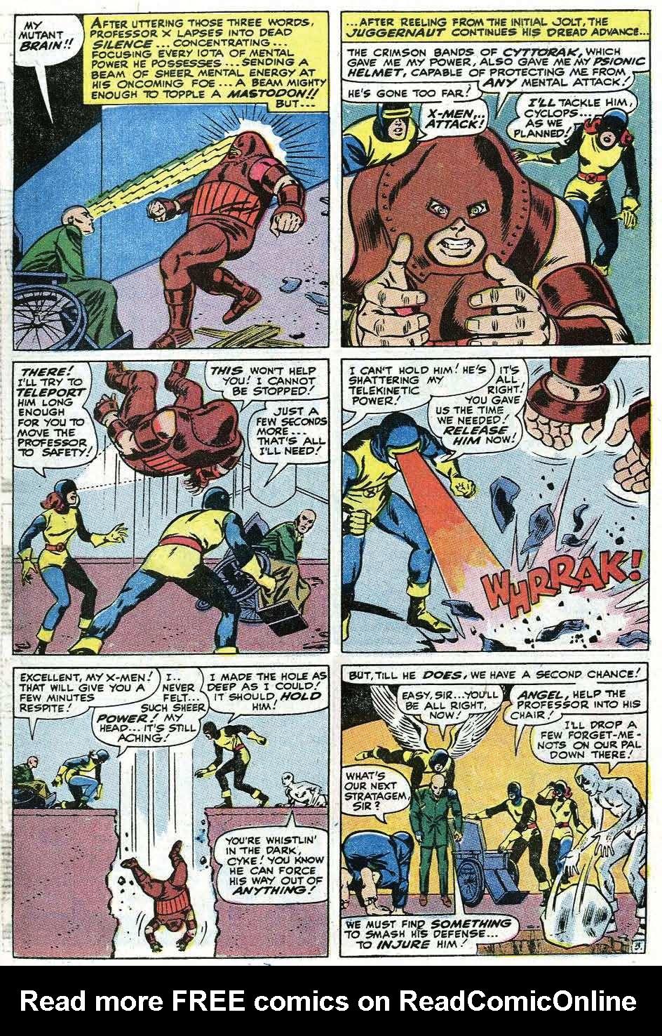 Uncanny X-Men (1963) issue 67 - Page 29